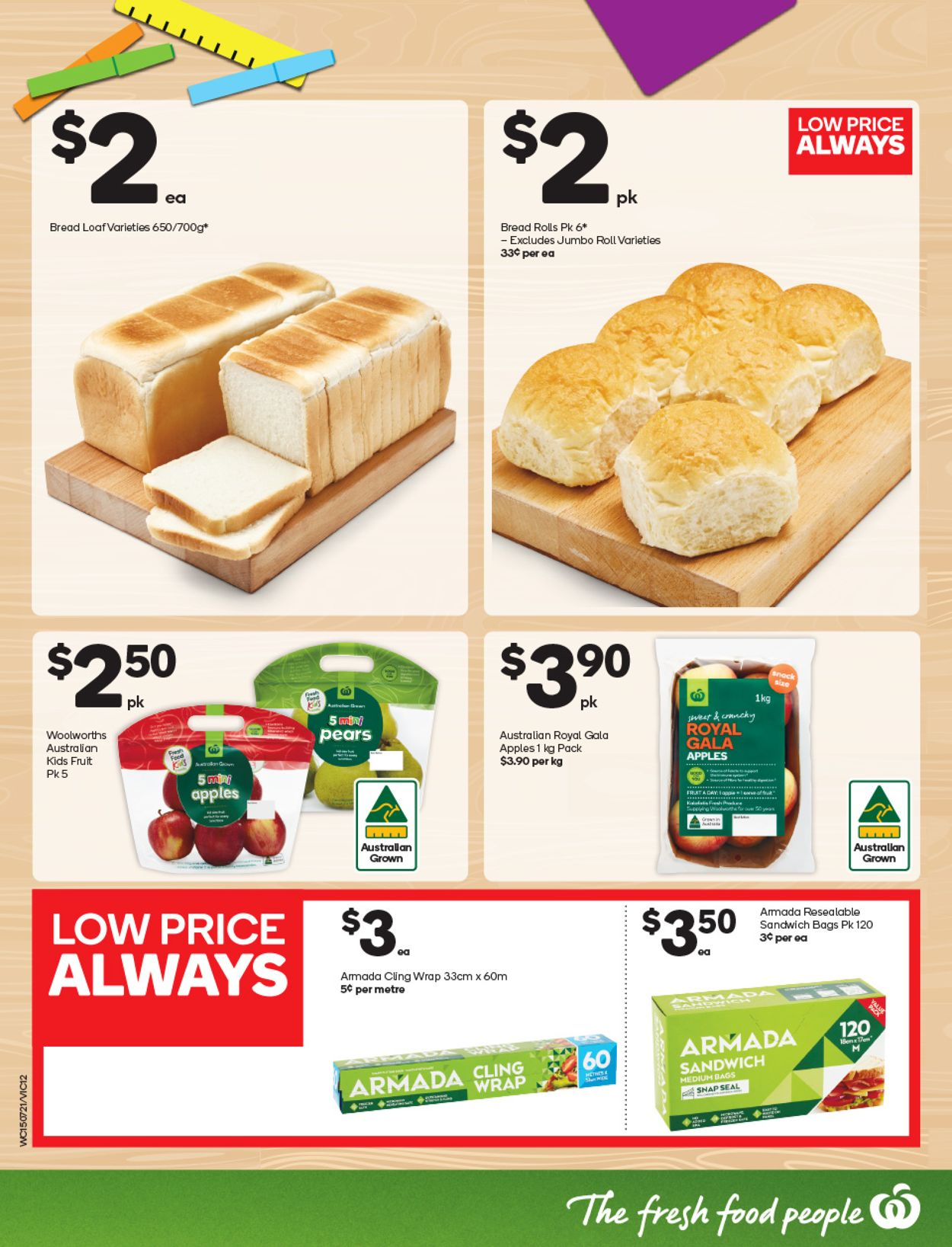 Woolworths Catalogue - 15/07-21/07/2020 (Page 12)