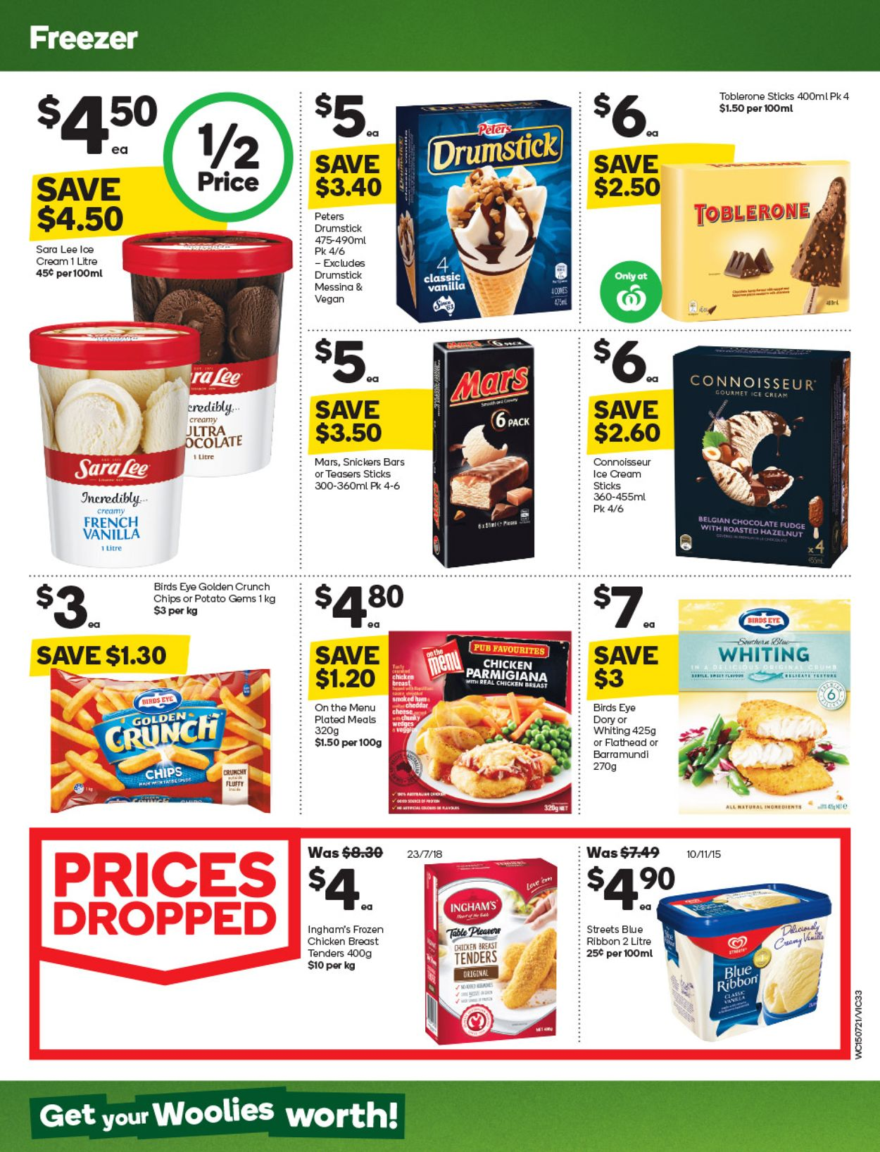 Woolworths Catalogue - 15/07-21/07/2020 (Page 31)