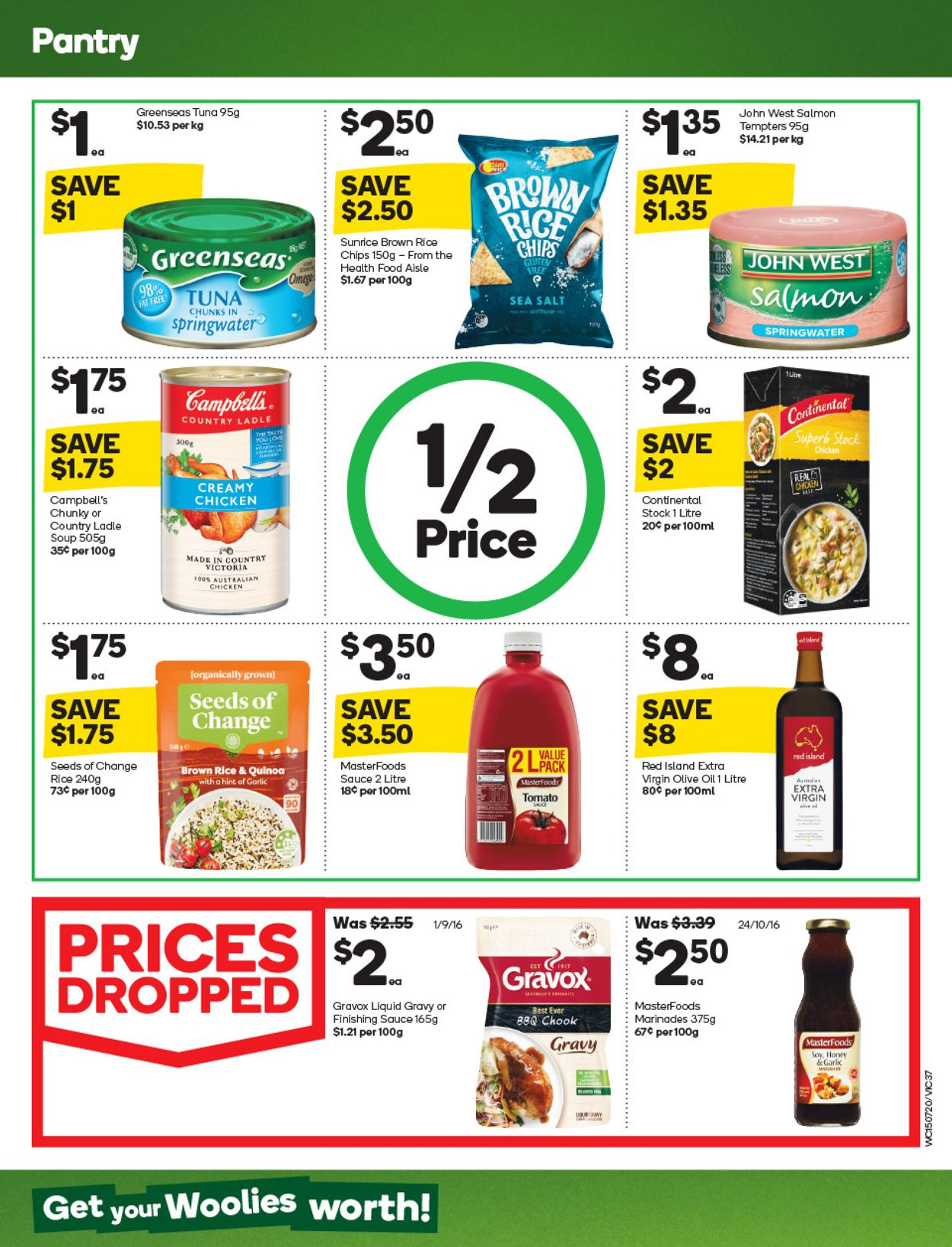 Woolworths Catalogue - 15/07-21/07/2020 (Page 35)