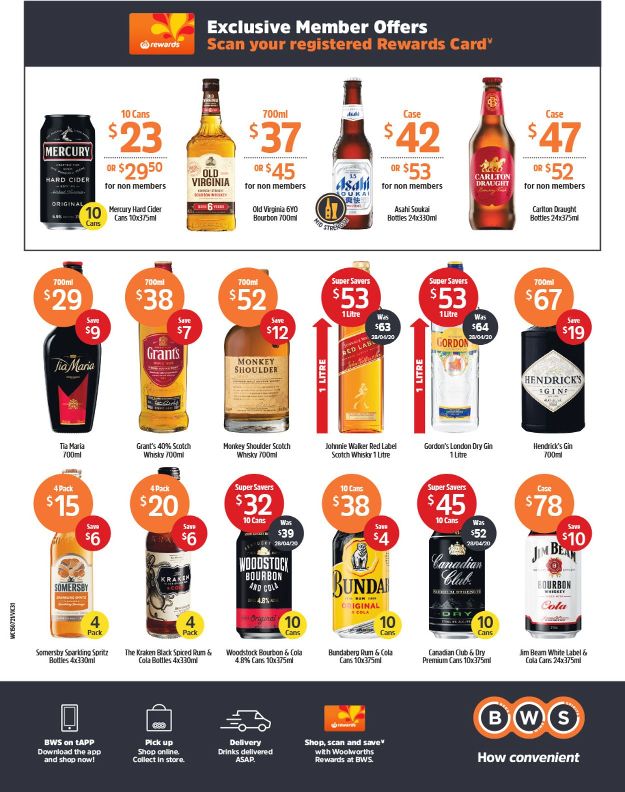 Woolworths Catalogue - 15/07-21/07/2020 (Page 51)