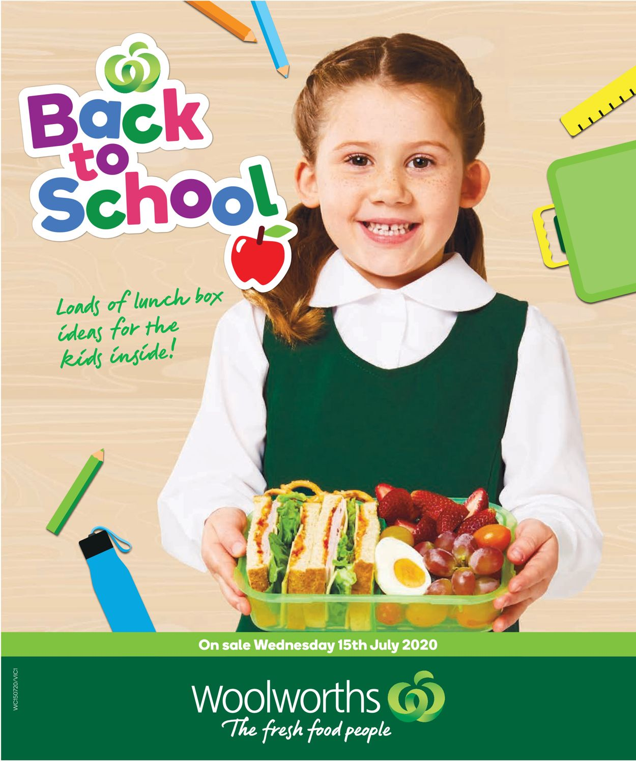 Woolworths Catalogue - 15/07-21/07/2020