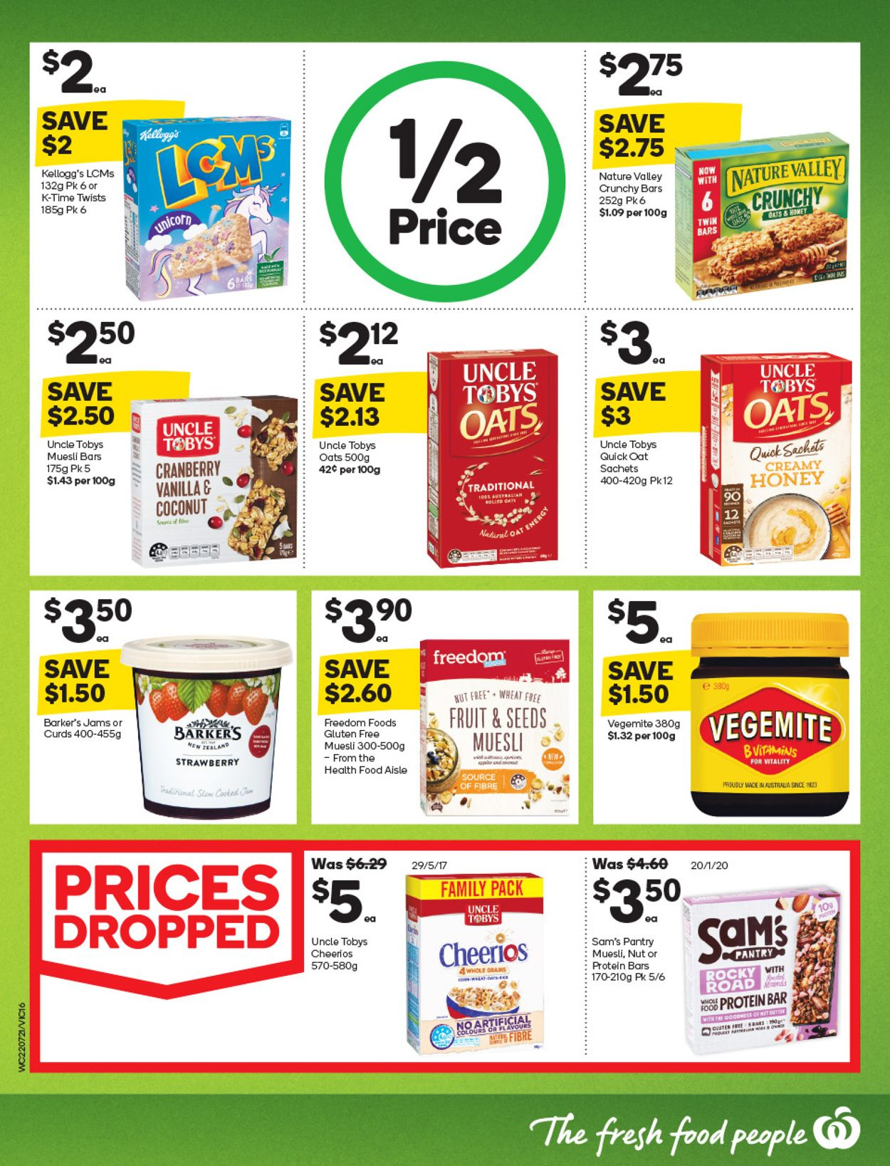 Woolworths Catalogue - 22/07-28/07/2020 (Page 16)
