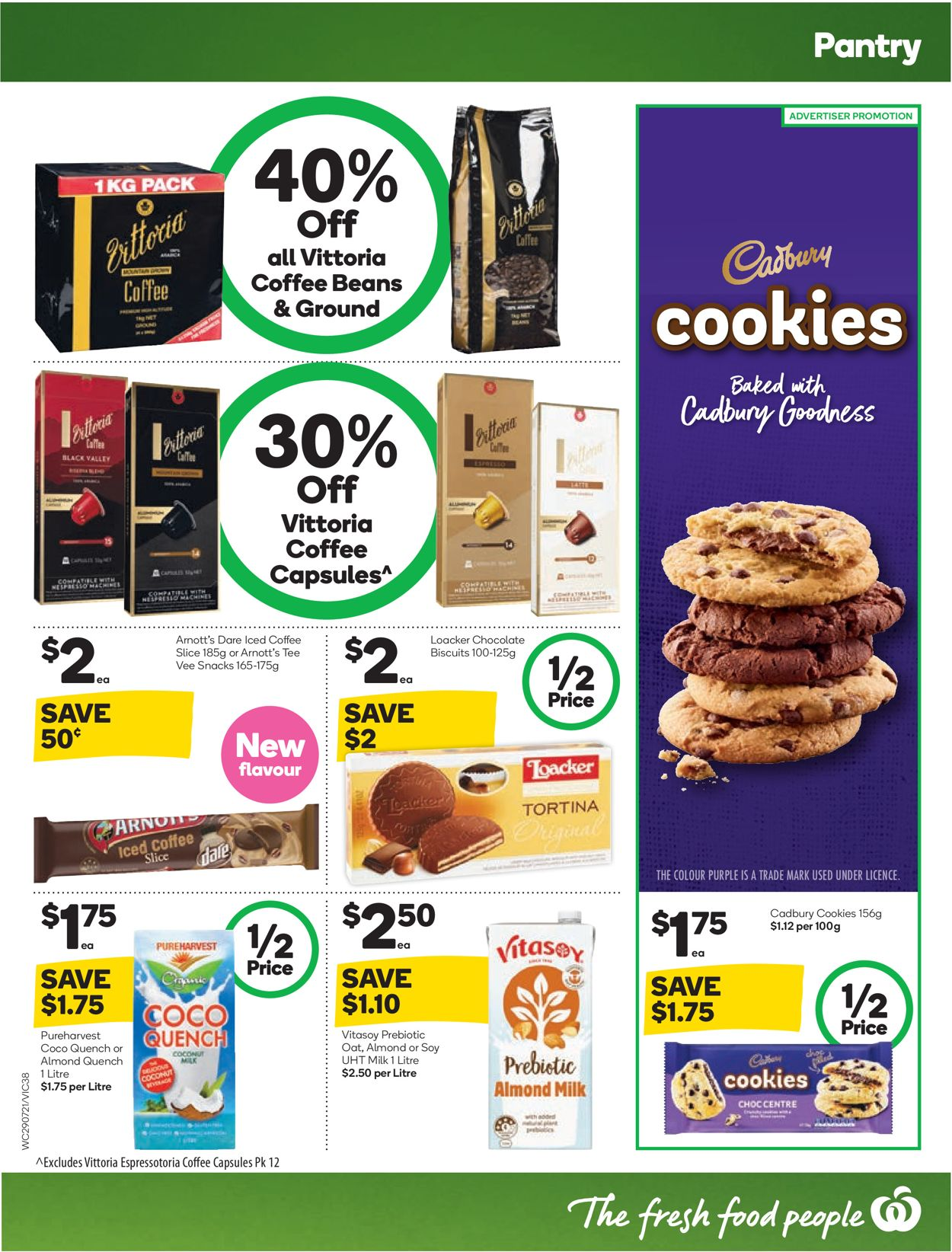 Woolworths Catalogue - 29/07-04/08/2020 (Page 38)