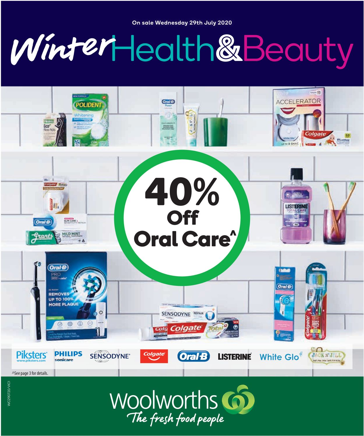 Woolworths Catalogue - 29/07-04/08/2020