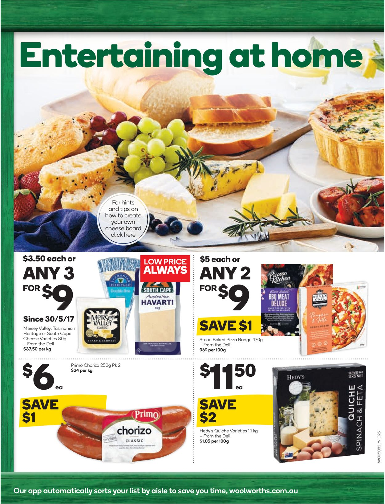 Woolworths Catalogue - 05/08-11/08/2020 (Page 23)