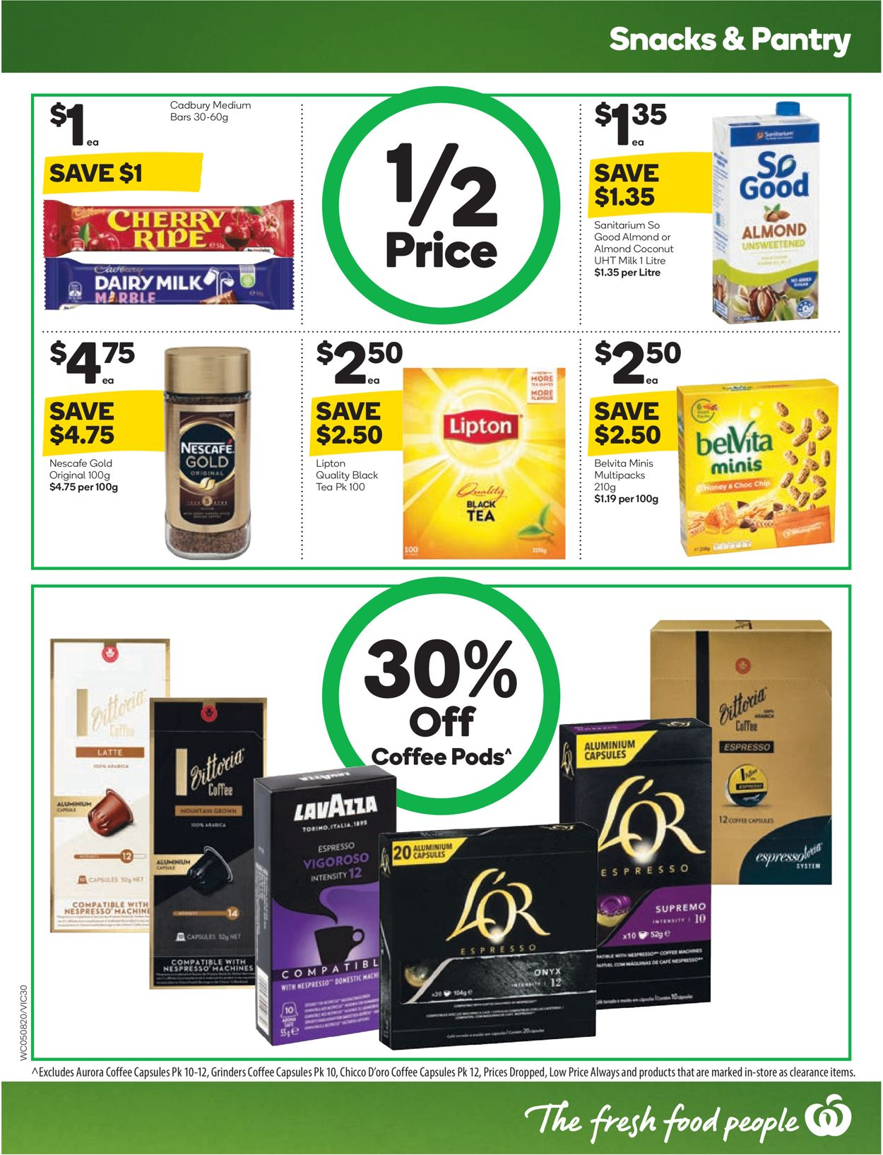 Woolworths Catalogue - 05/08-11/08/2020 (Page 28)