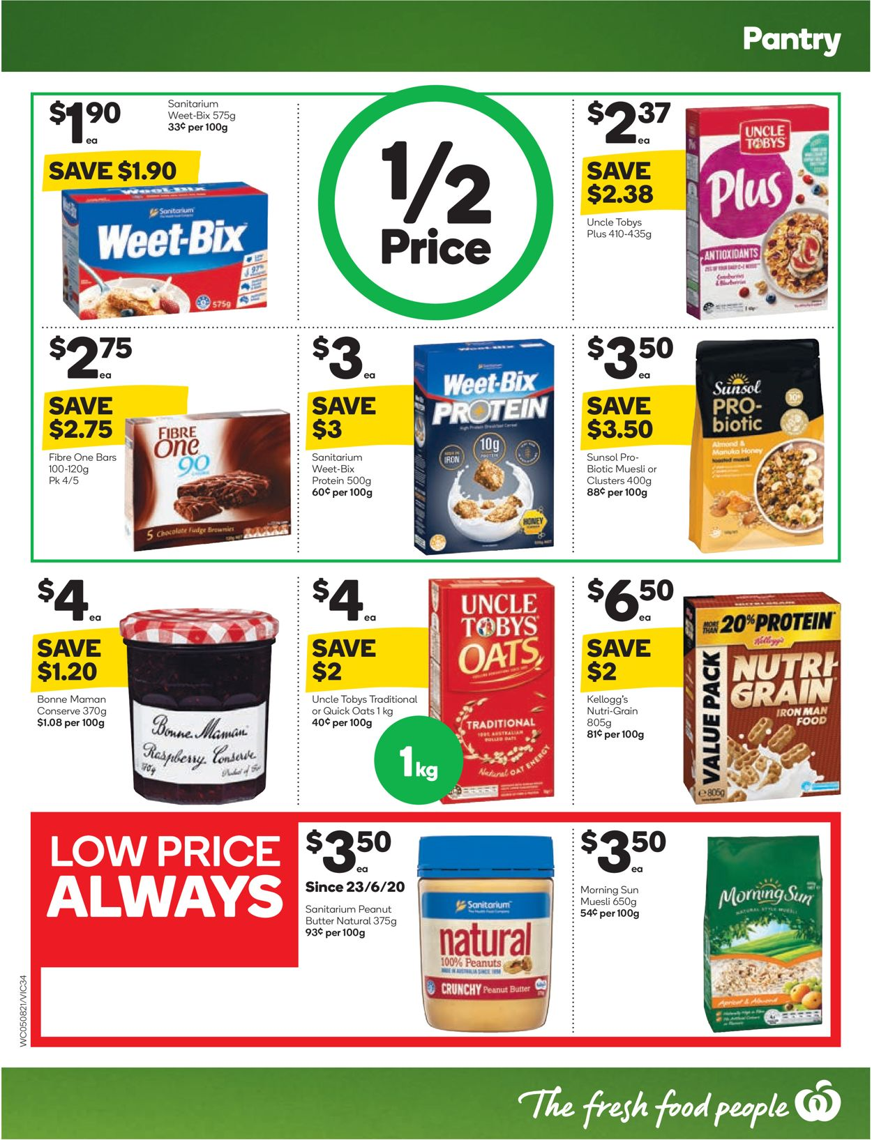 Woolworths Catalogue - 05/08-11/08/2020 (Page 32)