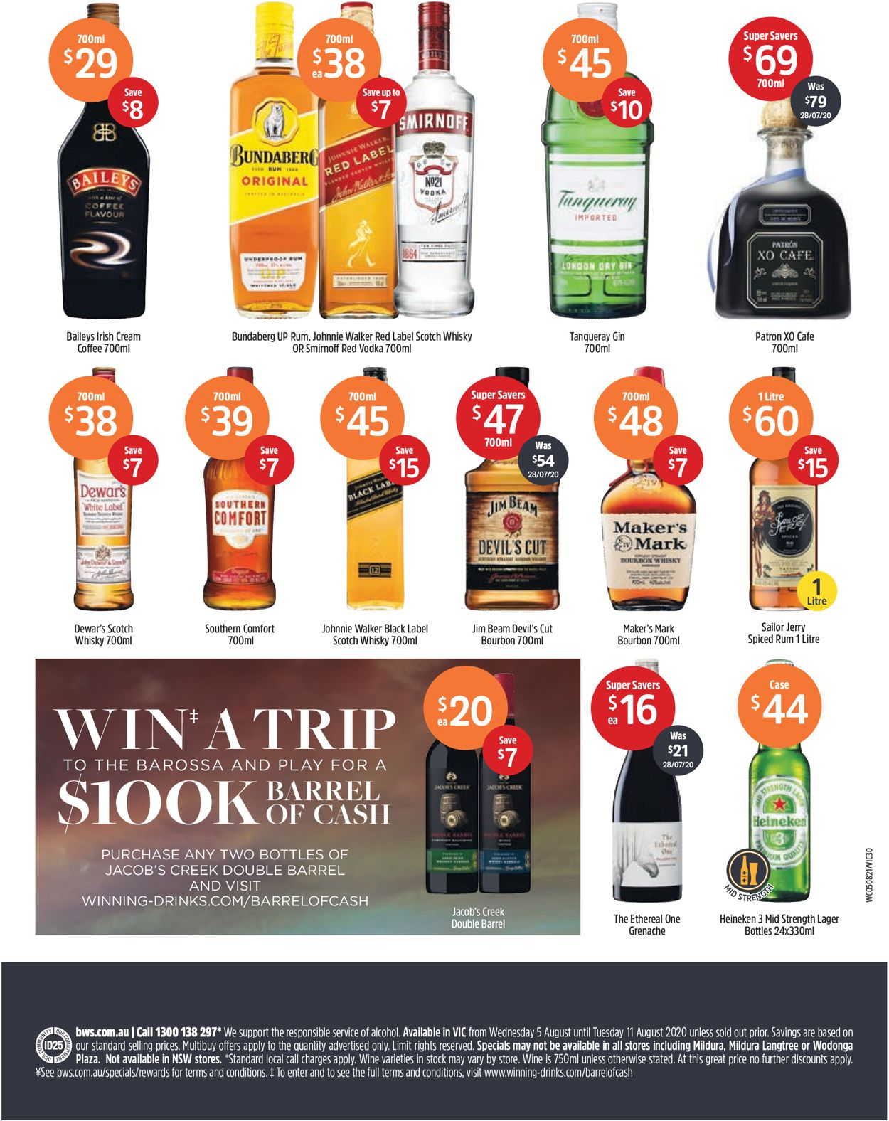 Woolworths Catalogue - 05/08-11/08/2020 (Page 47)