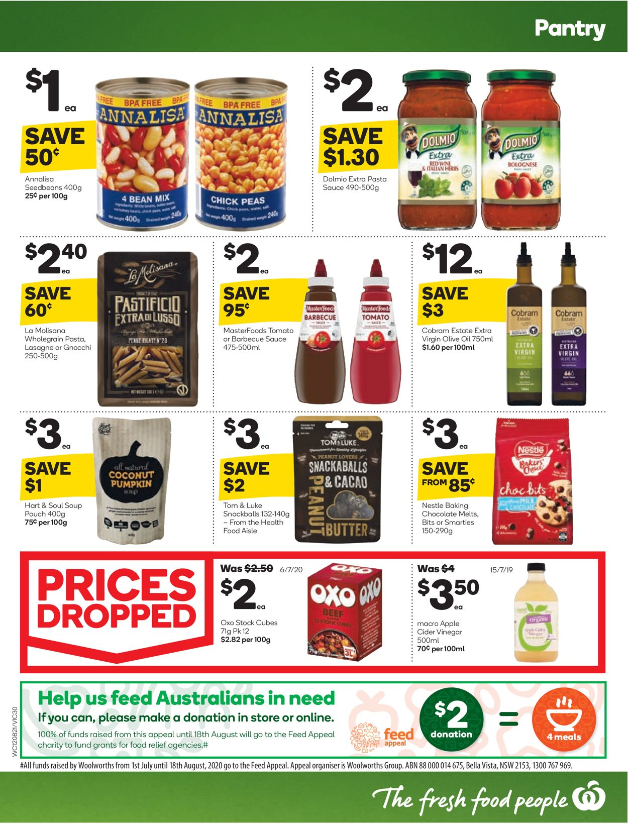 Woolworths Catalogue - 12/08-18/08/2020 (Page 30)