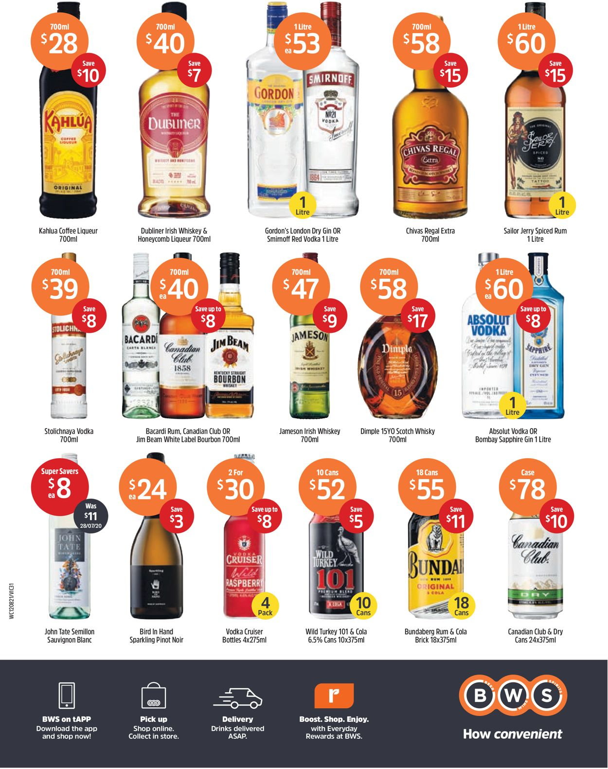 Woolworths Catalogue - 12/08-18/08/2020 (Page 48)