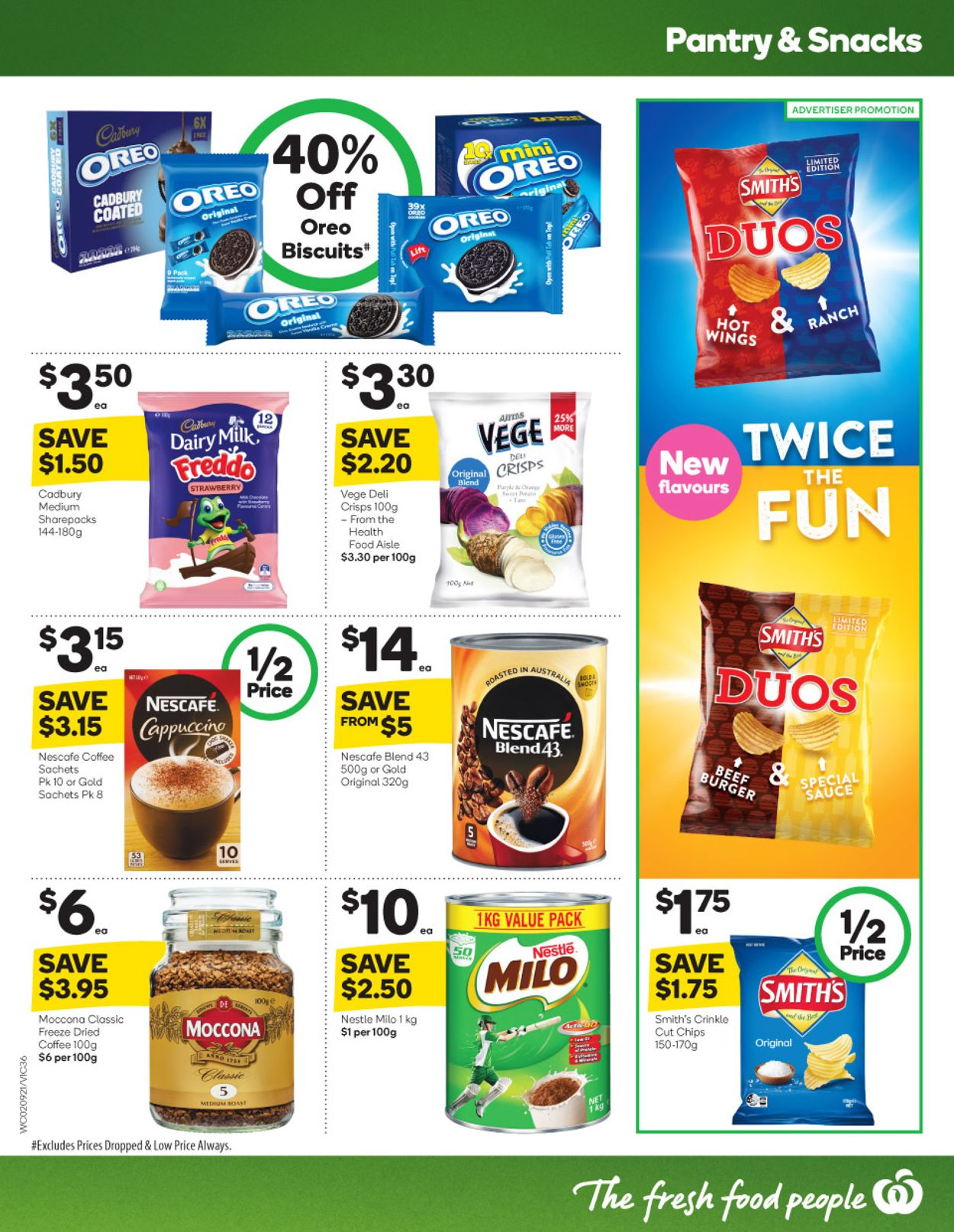 Woolworths Catalogue - 02/09-08/09/2020 (Page 34)