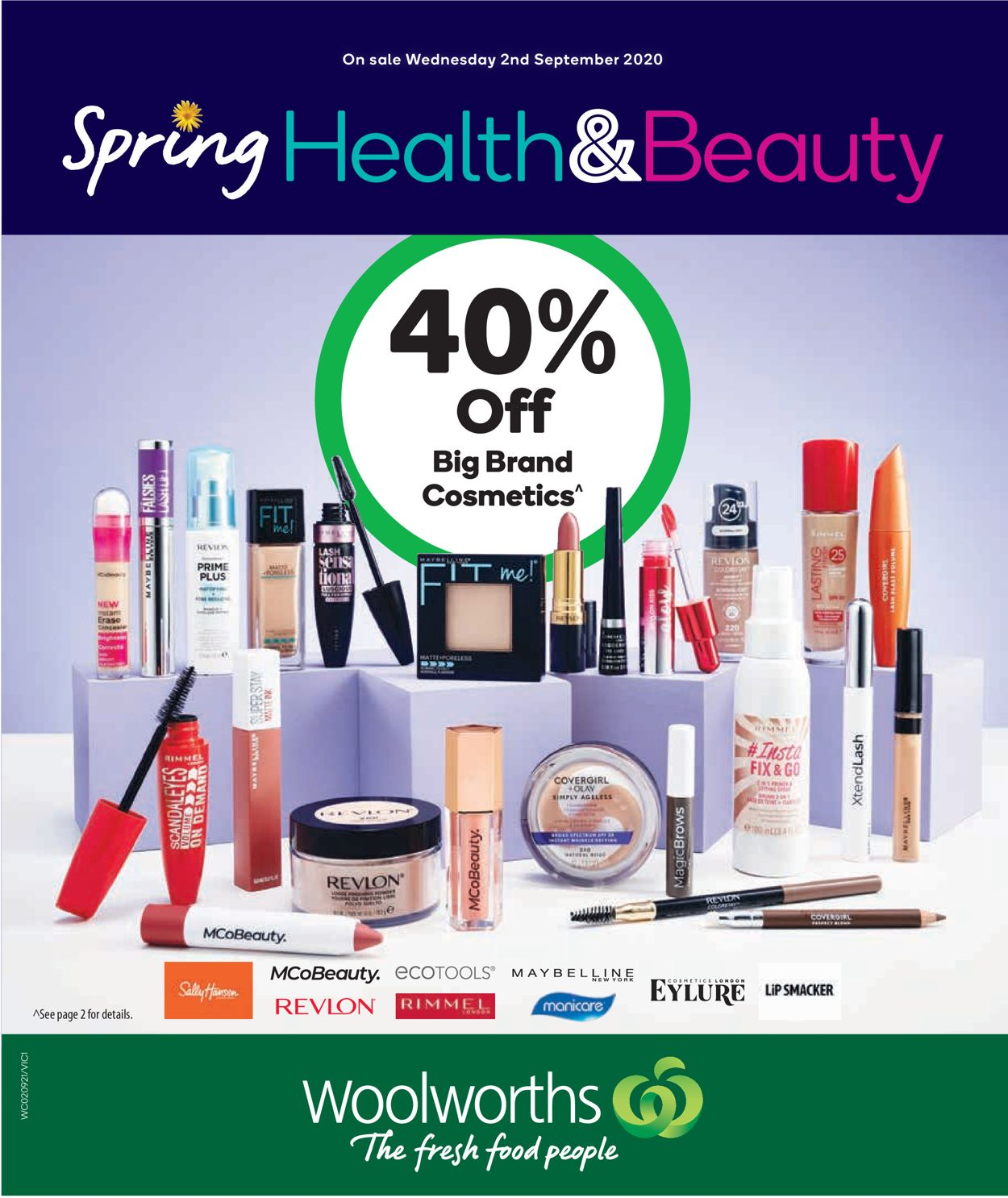 Woolworths Catalogue - 02/09-08/09/2020