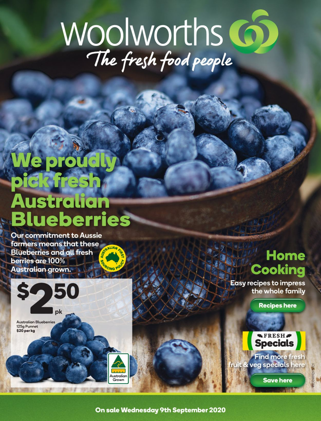 Woolworths Catalogue - 09/09-15/09/2020