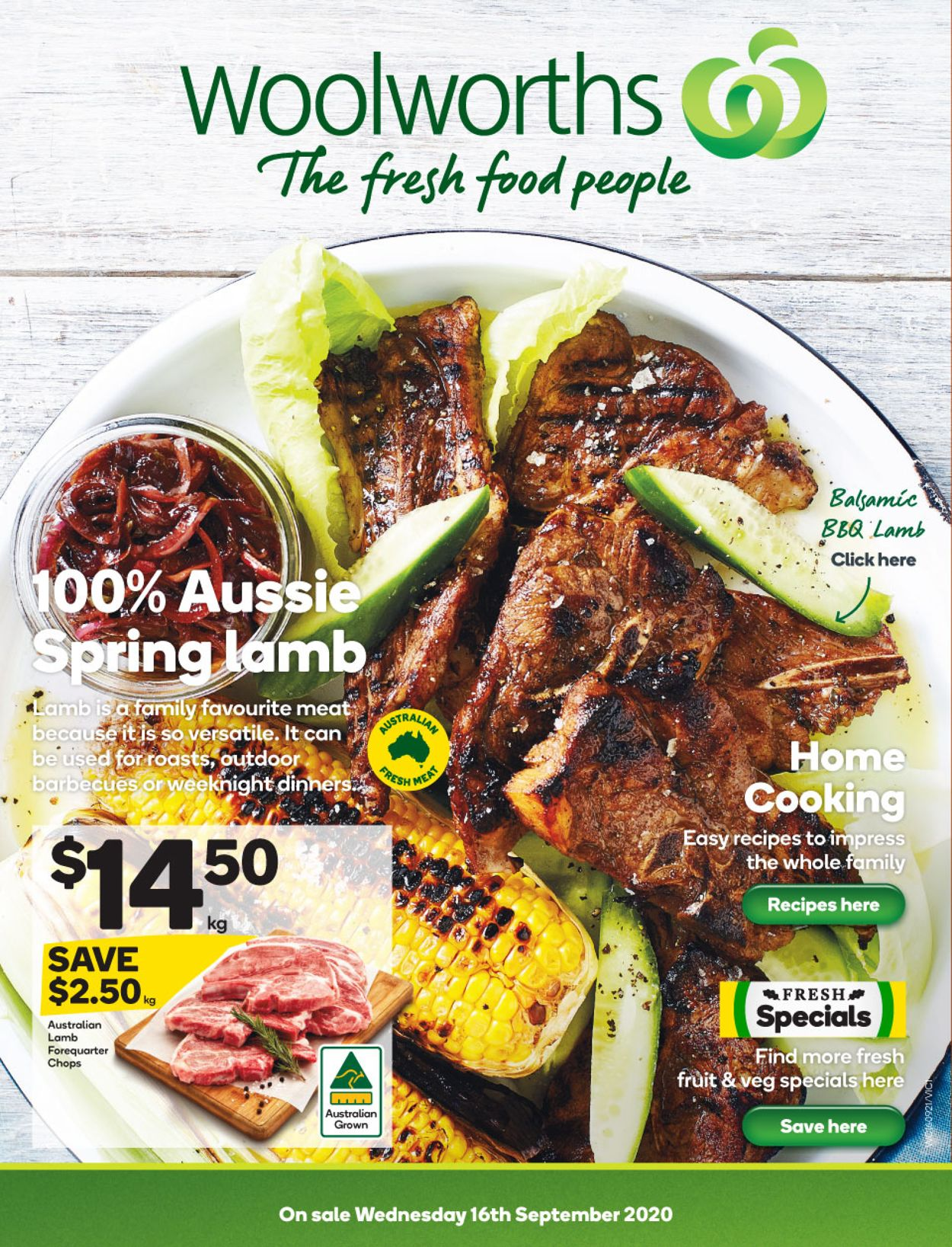 Woolworths Catalogue - 16/09-22/09/2020