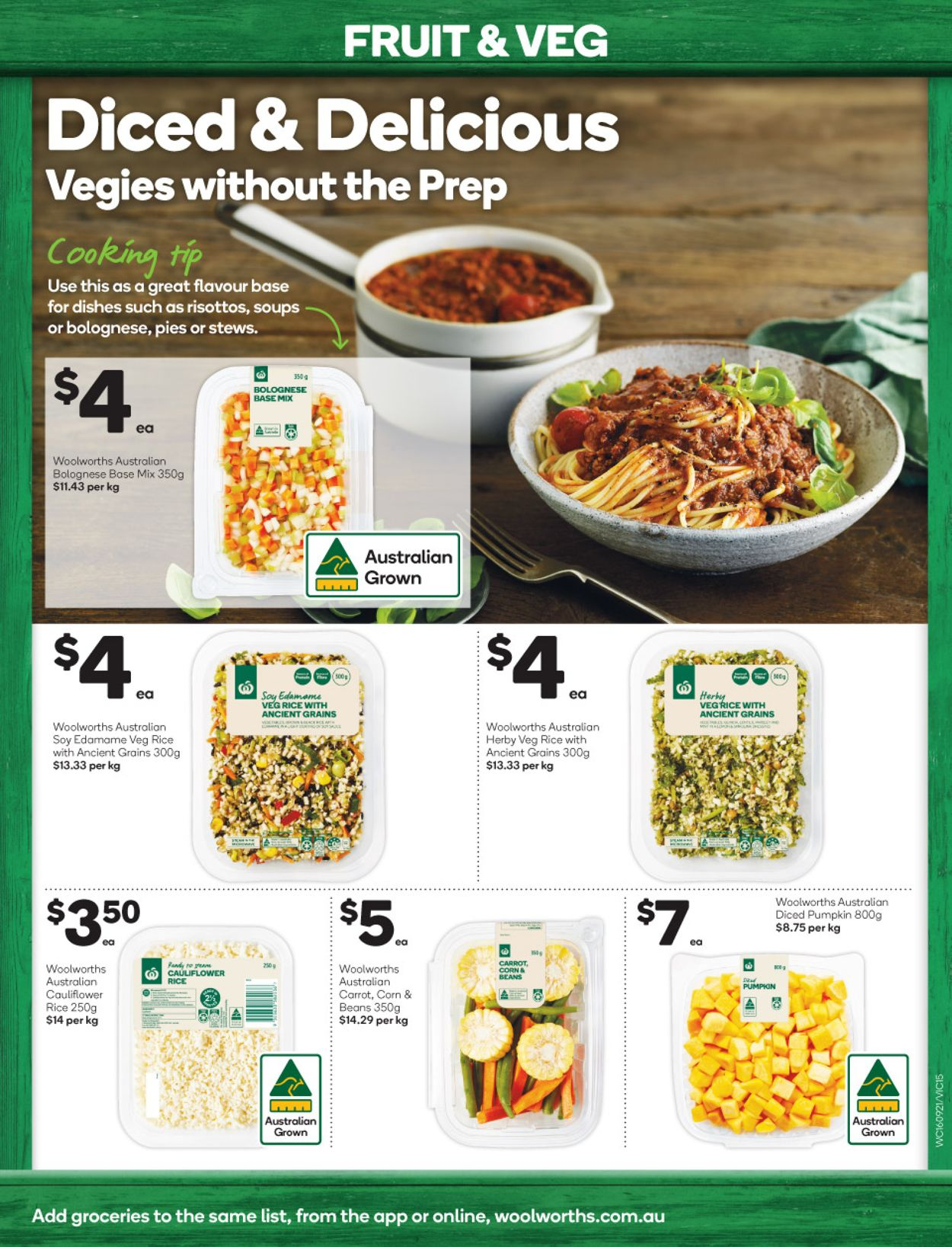 Woolworths Catalogue - 16/09-22/09/2020 (Page 15)