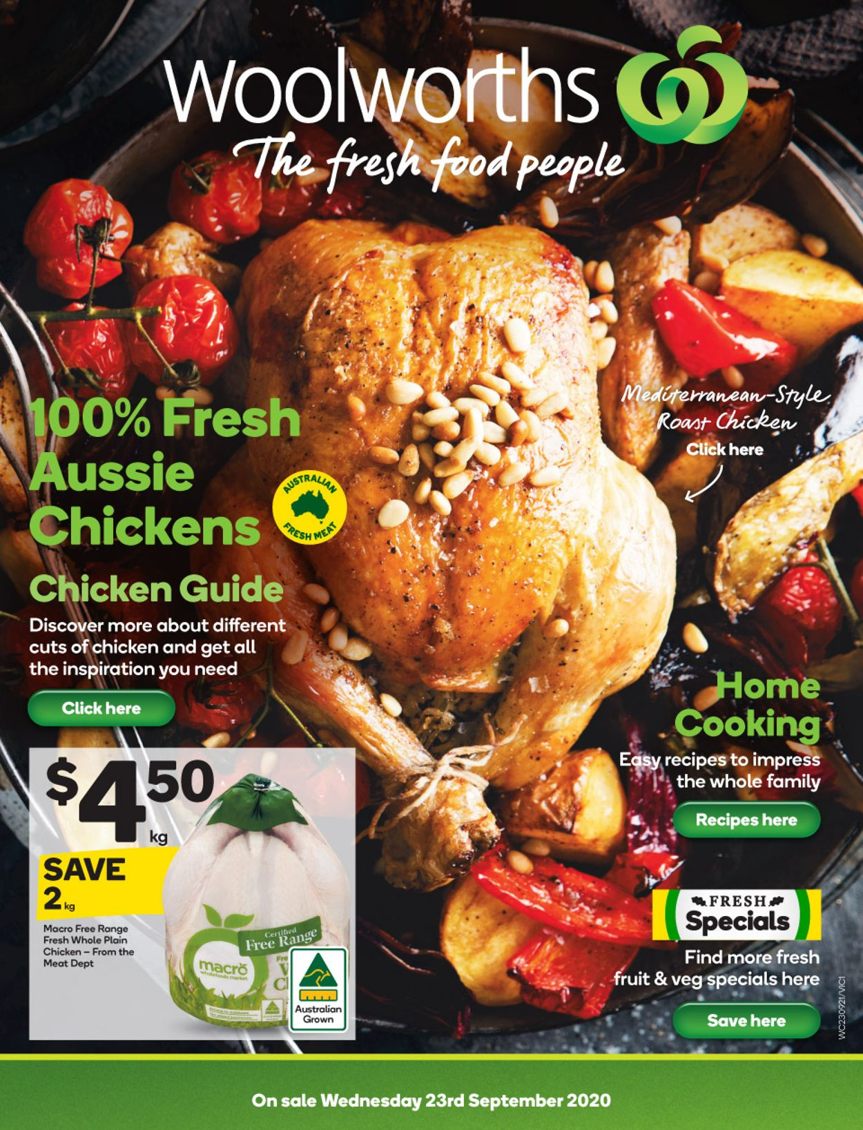 Woolworths Catalogue - 23/09-29/09/2020