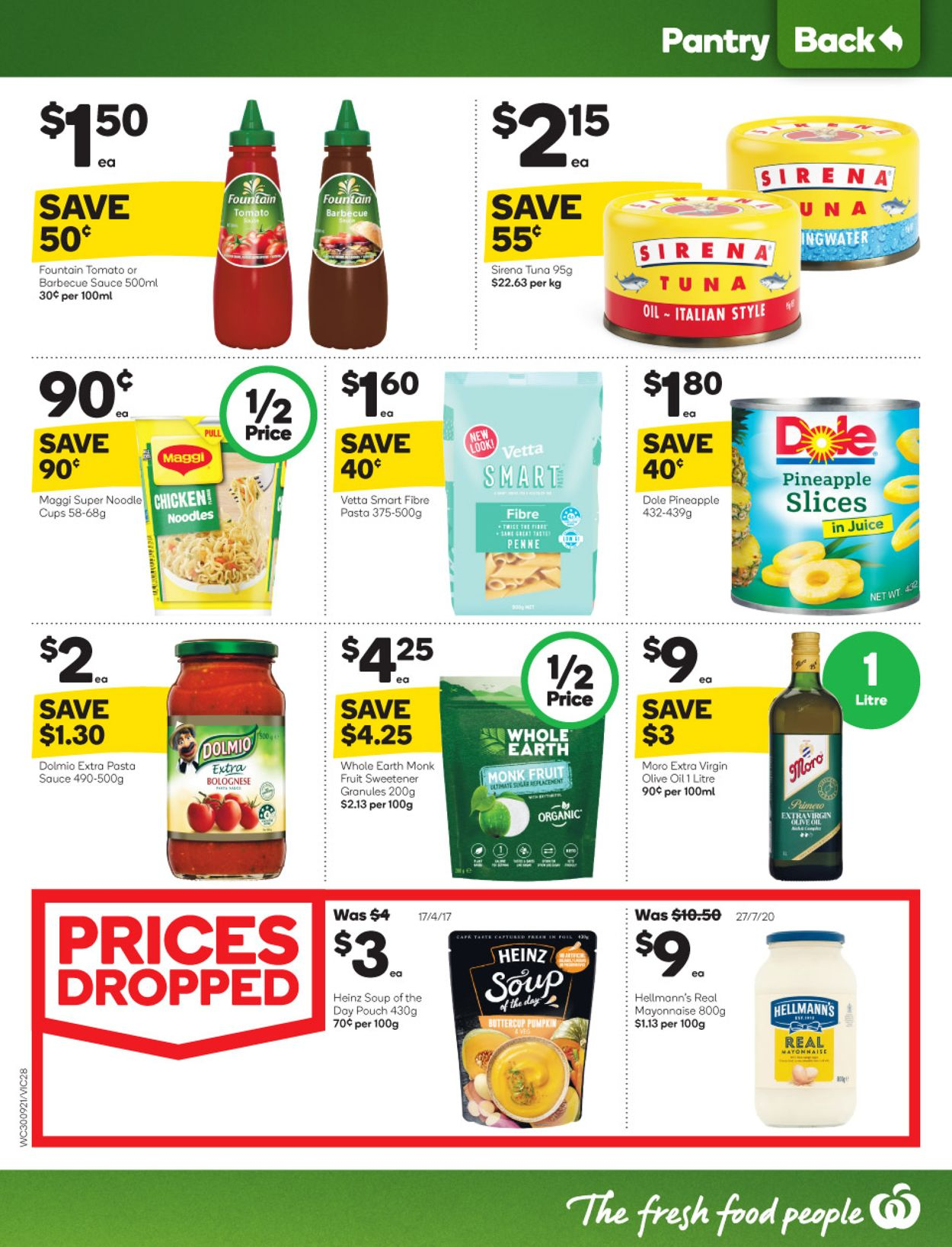 Woolworths Catalogue - 30/09-06/10/2020 (Page 28)