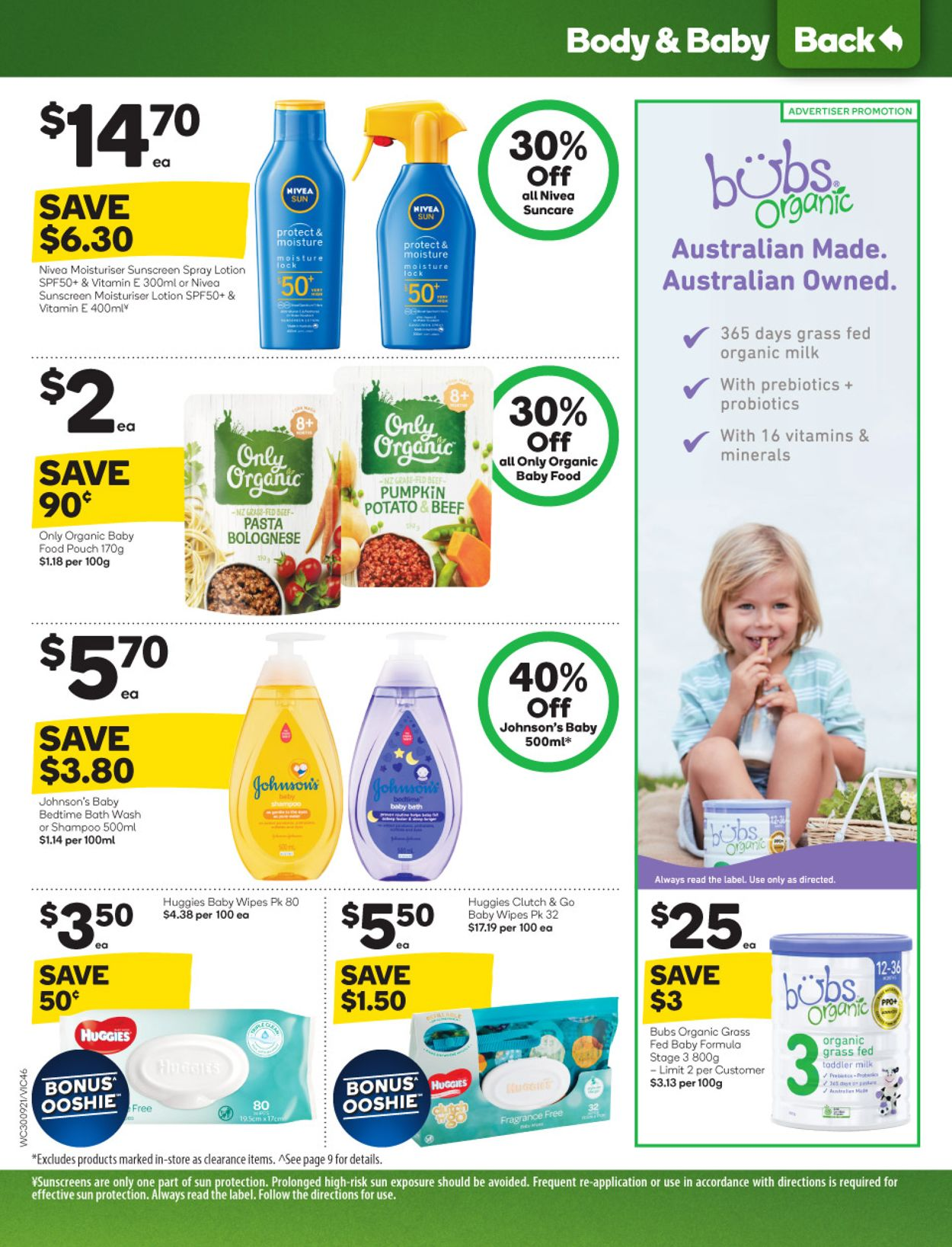 Woolworths Catalogue - 30/09-06/10/2020 (Page 44)