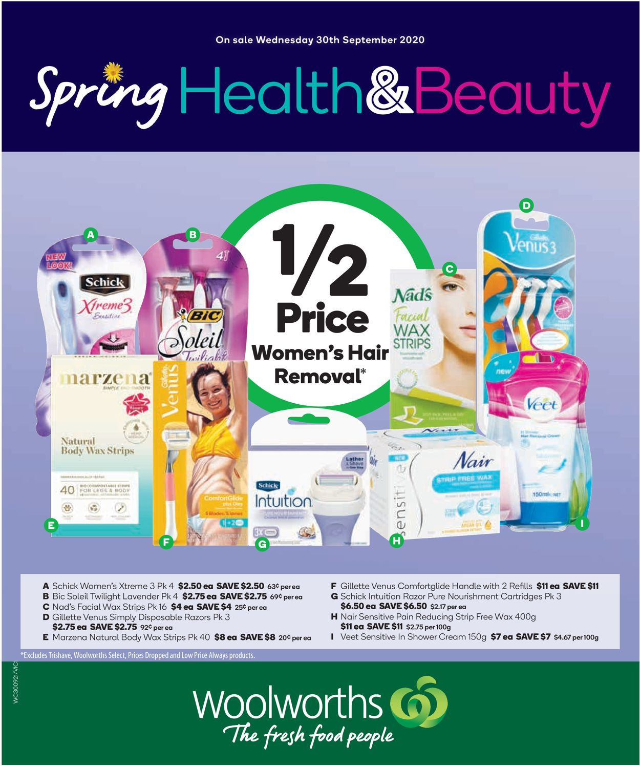 Woolworths Catalogue - 30/09-06/10/2020