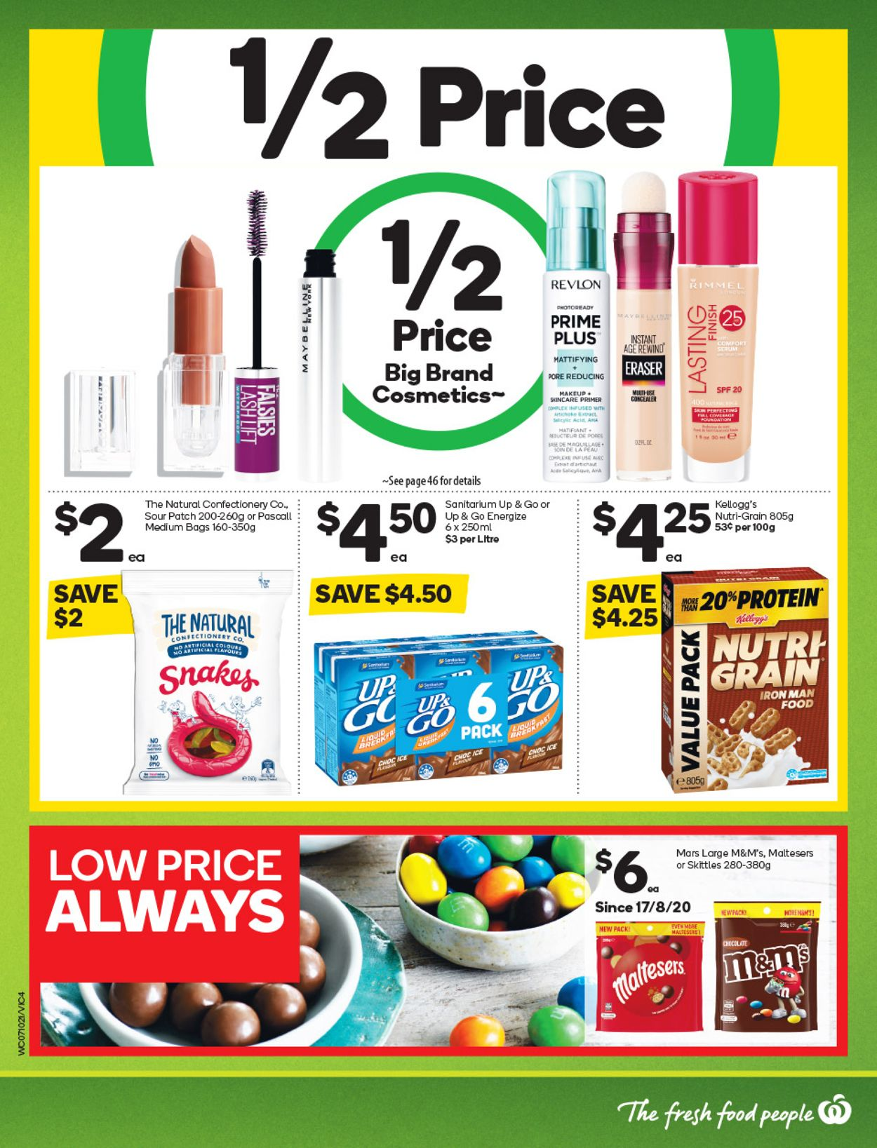 Woolworths Catalogue - 07/10-13/10/2020 (Page 4)