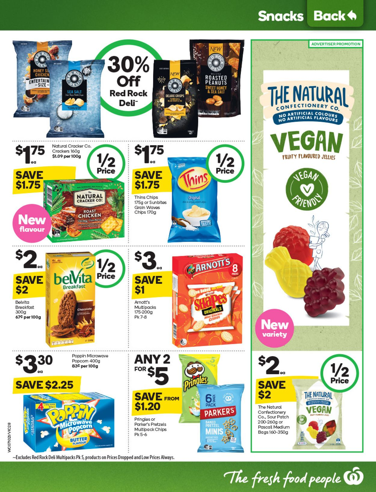 Woolworths Catalogue - 07/10-13/10/2020 (Page 28)