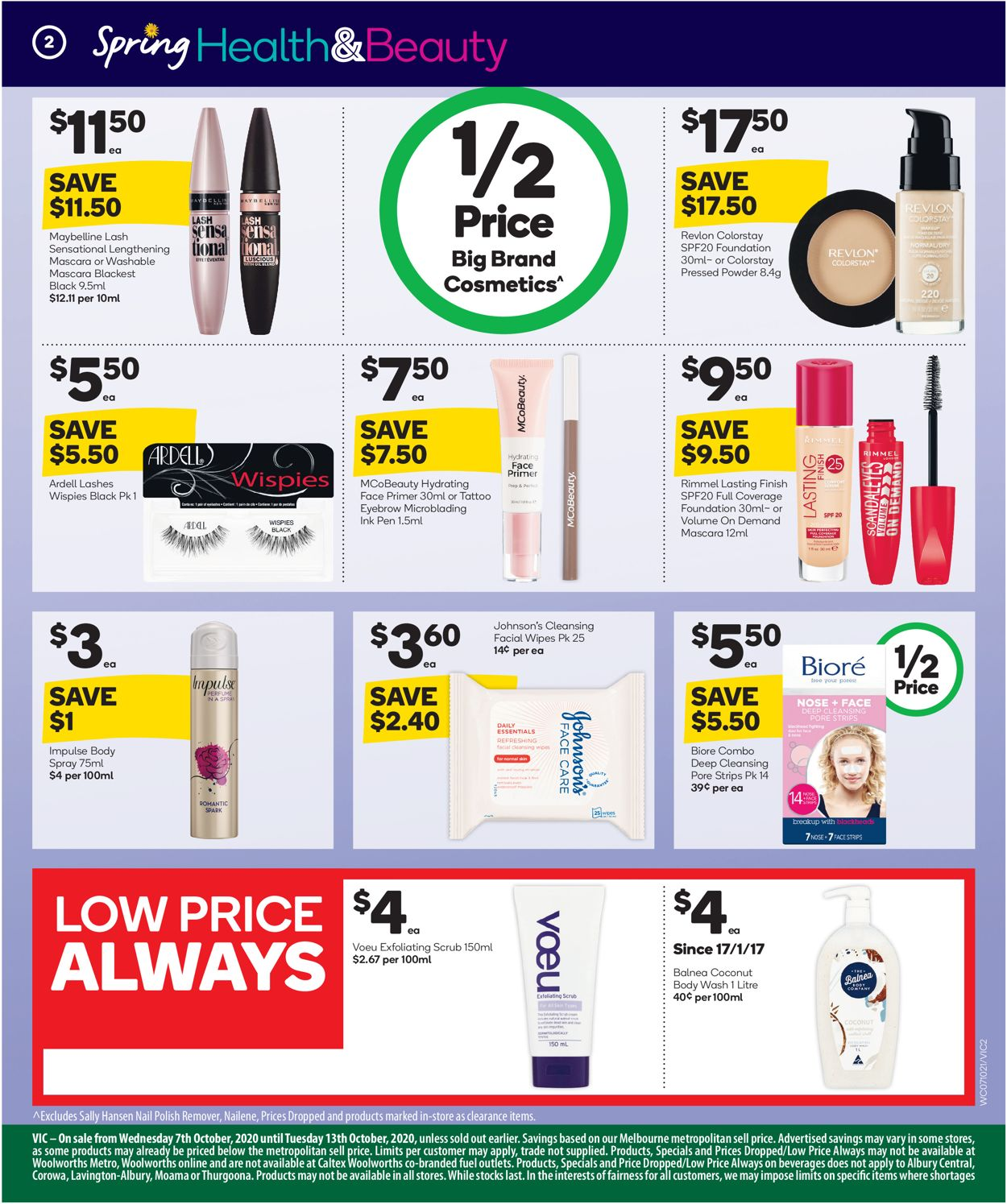 Woolworths Catalogue - 07/10-13/10/2020 (Page 3)
