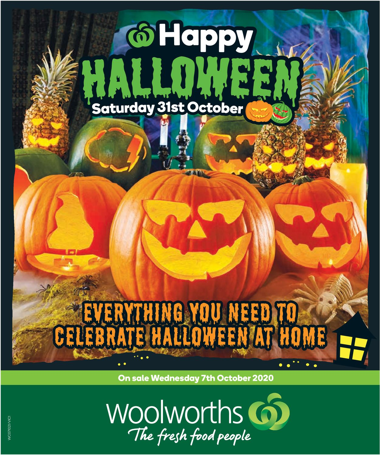 Woolworths Catalogue - 07/10-13/10/2020
