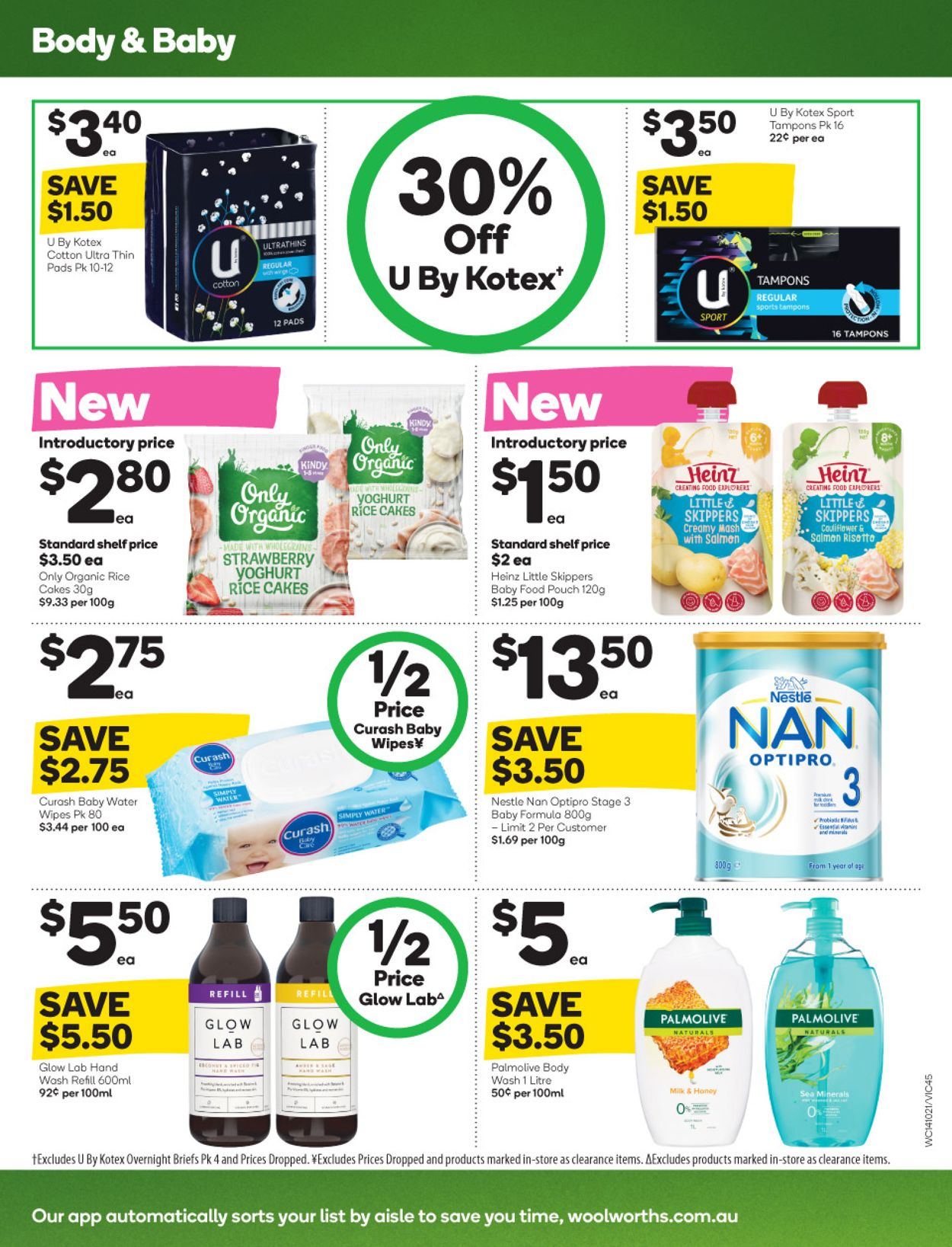Woolworths Catalogue - 14/10-20/10/2020 (Page 45)
