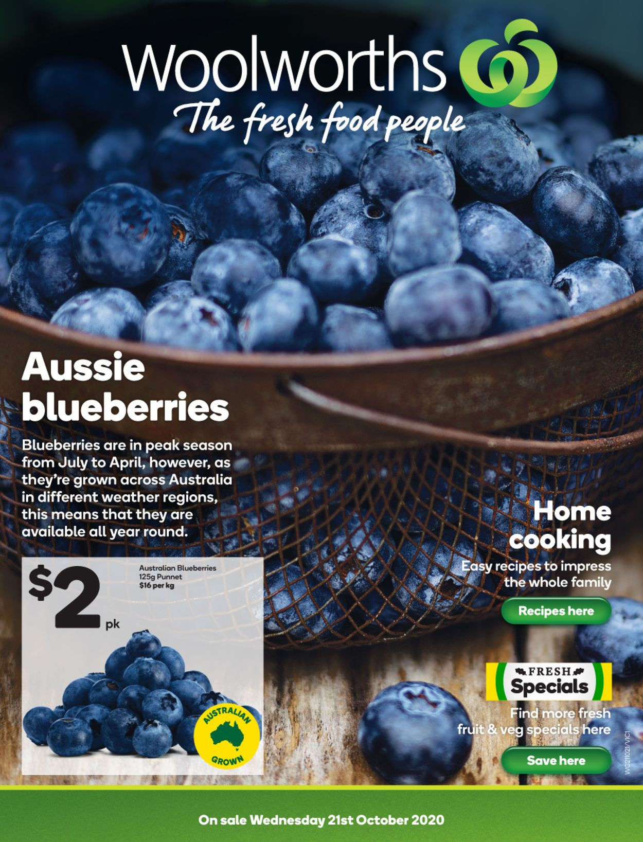 Woolworths Catalogue - 21/10-27/10/2020