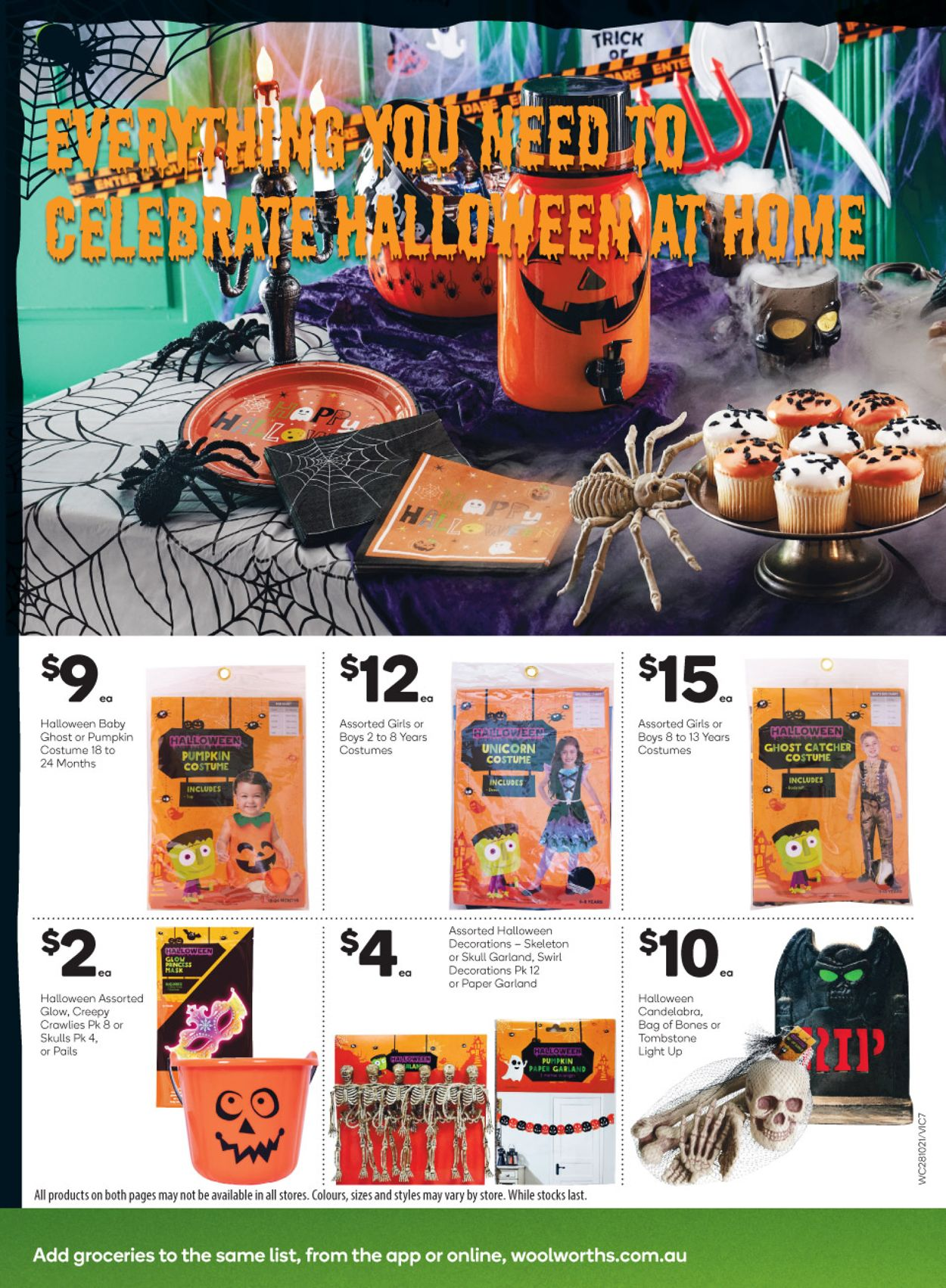 Woolworths Catalogue - 28/10-03/11/2020 (Page 7)