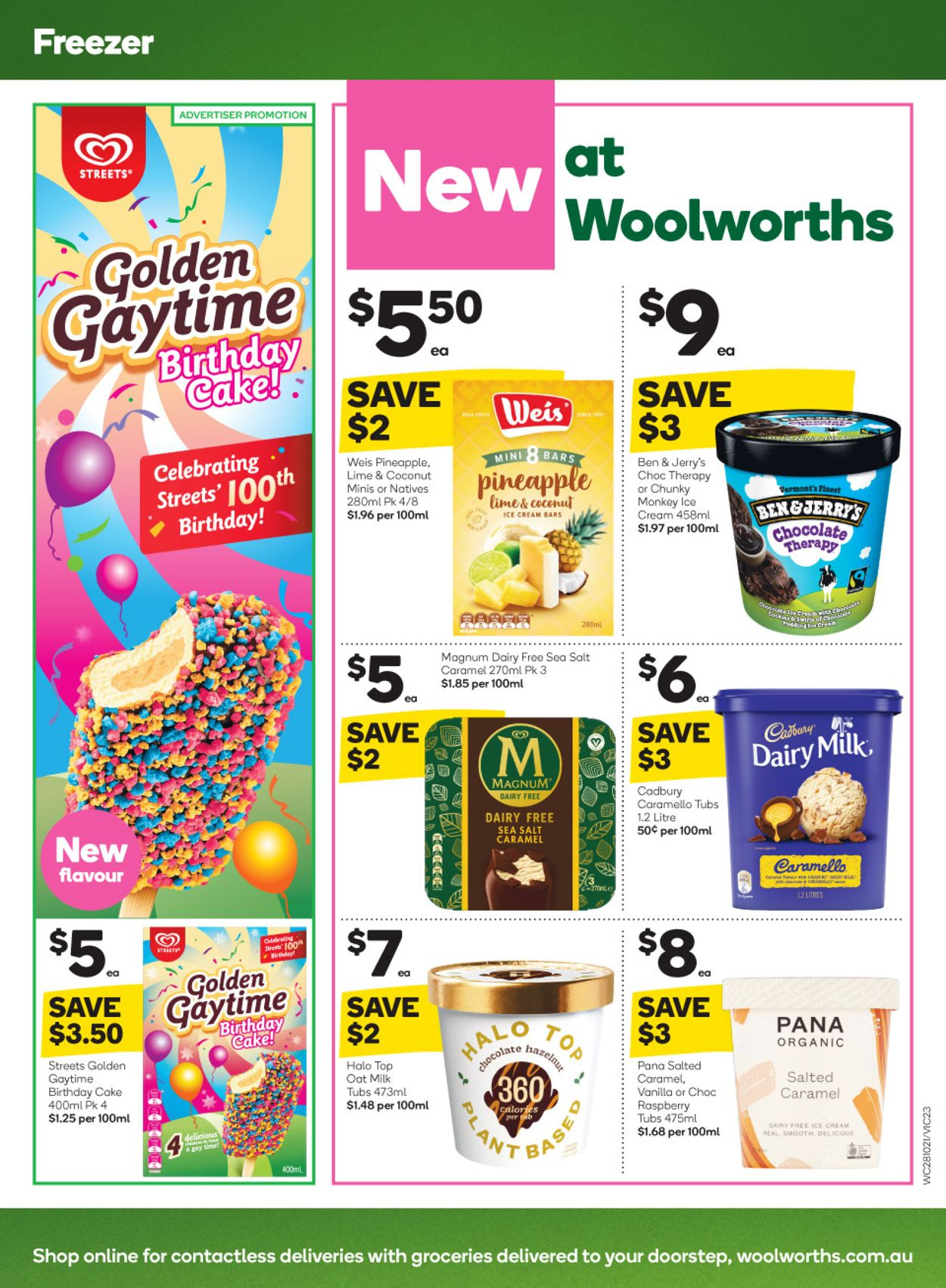Woolworths Catalogue - 28/10-03/11/2020 (Page 23)