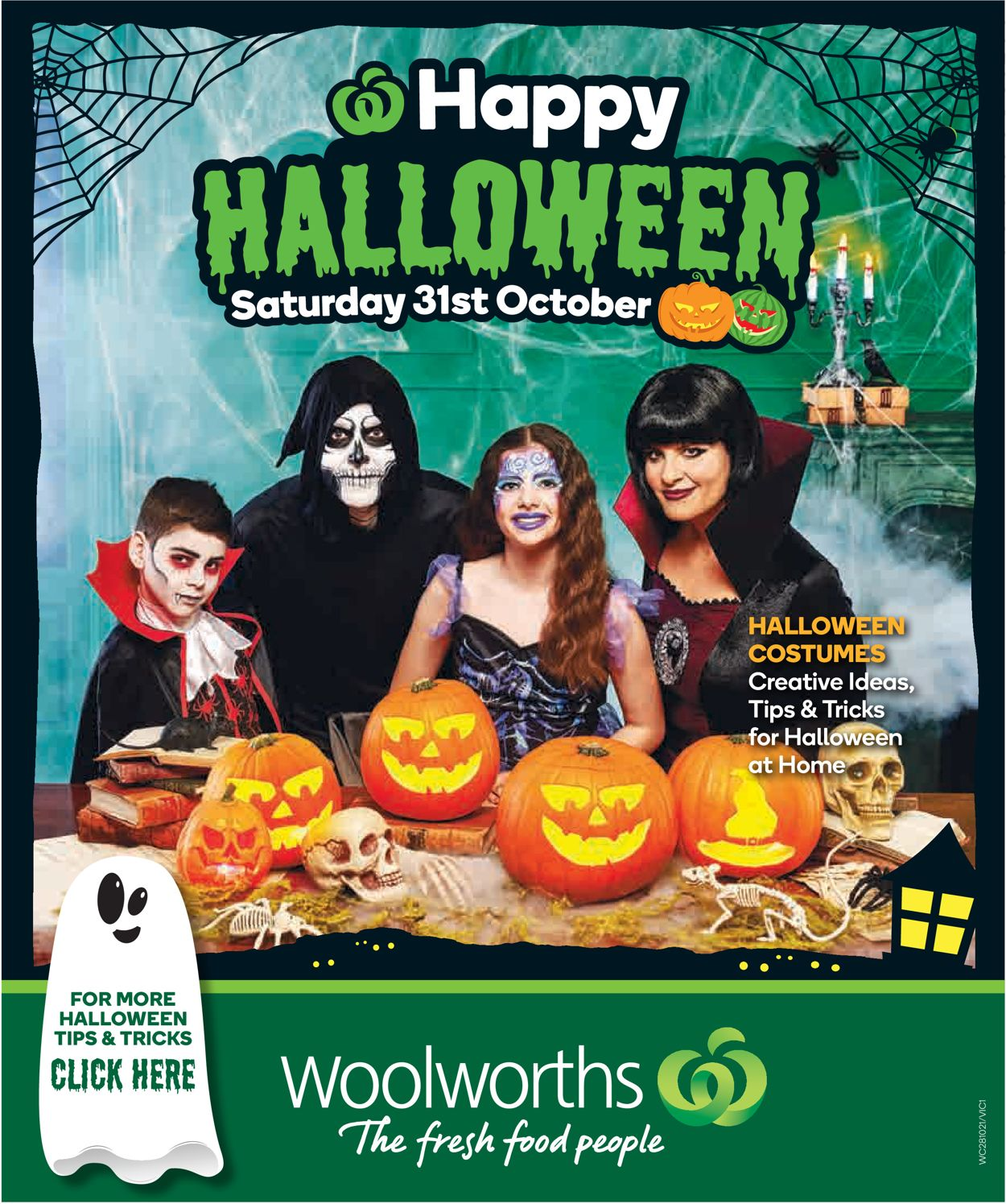 Woolworths Catalogue - 28/10-03/11/2020