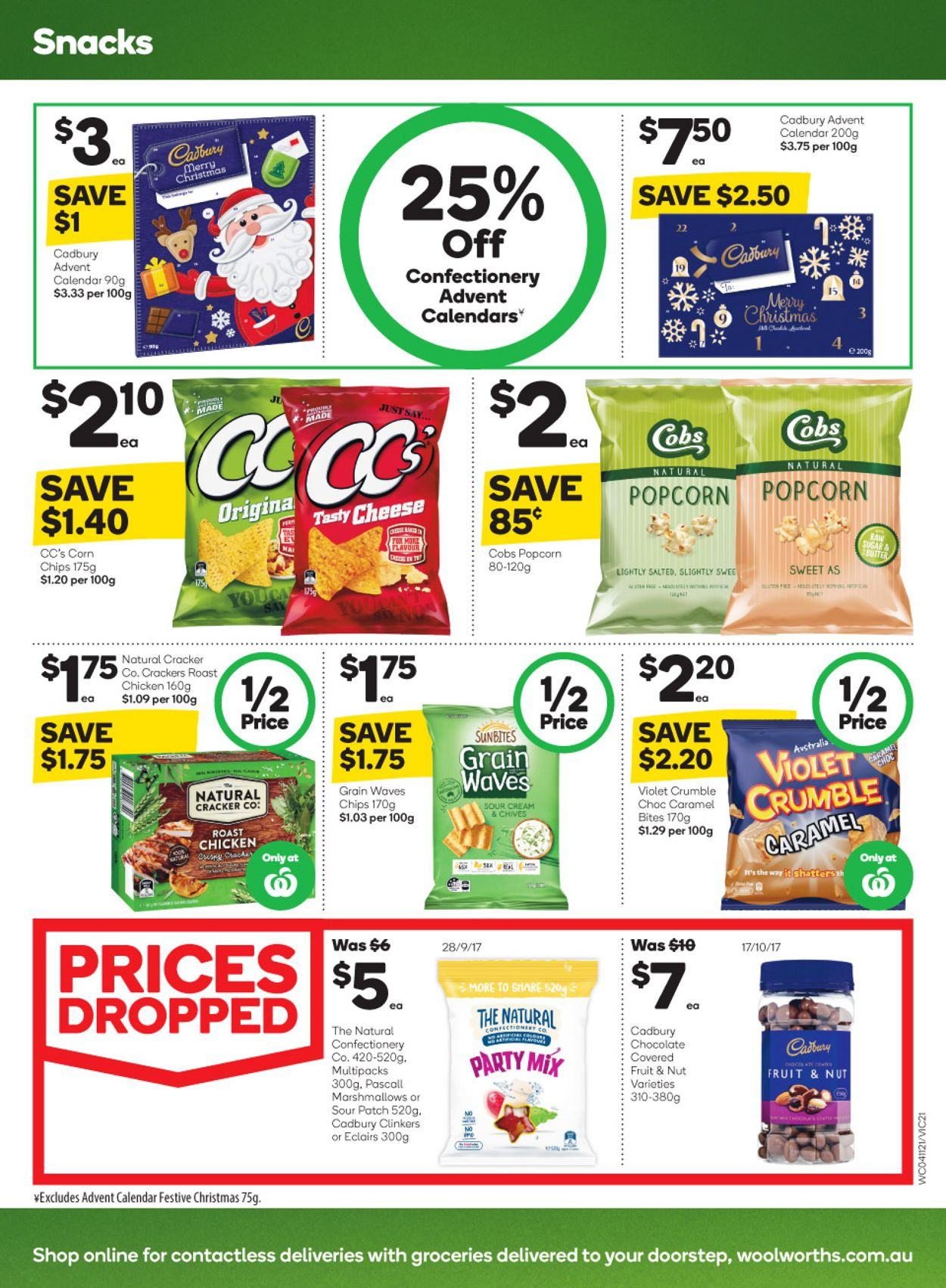 Woolworths Catalogue - 04/11-10/11/2020 (Page 21)