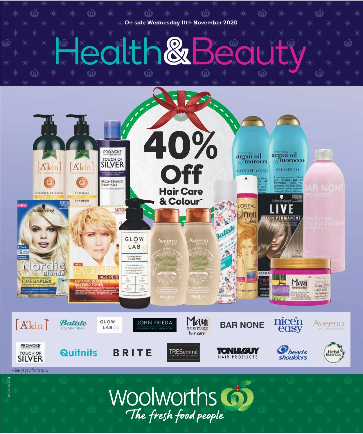 Woolworths Catalogue - 11/11-17/11/2020