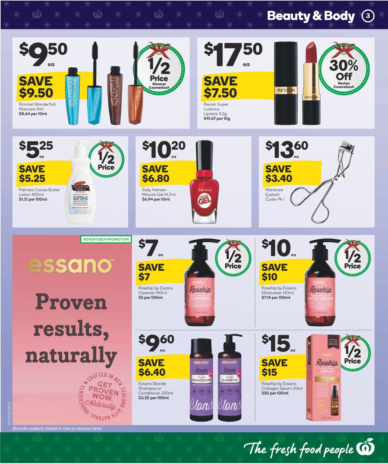 Woolworths Catalogue - 11/11-17/11/2020 (Page 4)
