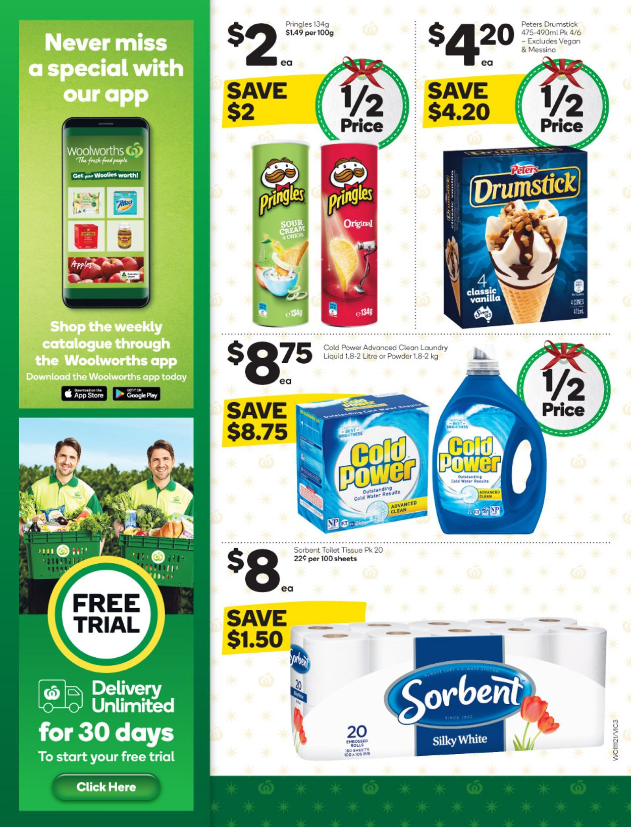Woolworths Christmas 2020 Catalogue - 11/11-17/11/2020 (Page 3)