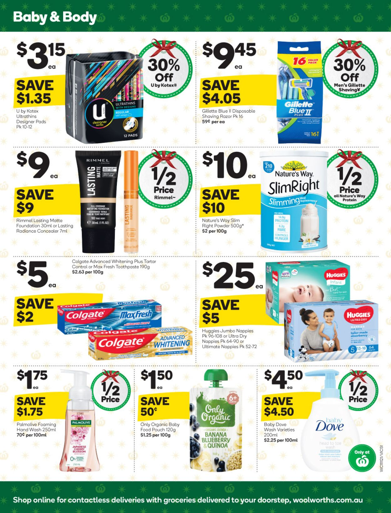 Woolworths Christmas 2020 Catalogue - 11/11-17/11/2020 (Page 49)