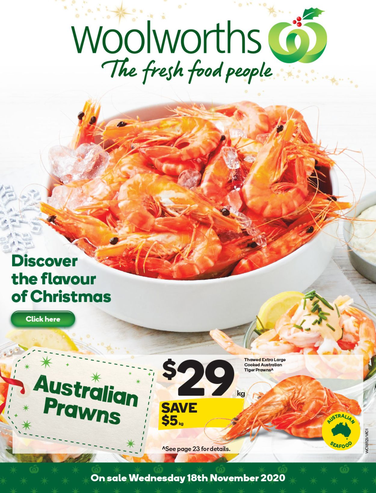 Woolworths Catalogue - 18/11-24/11/2020