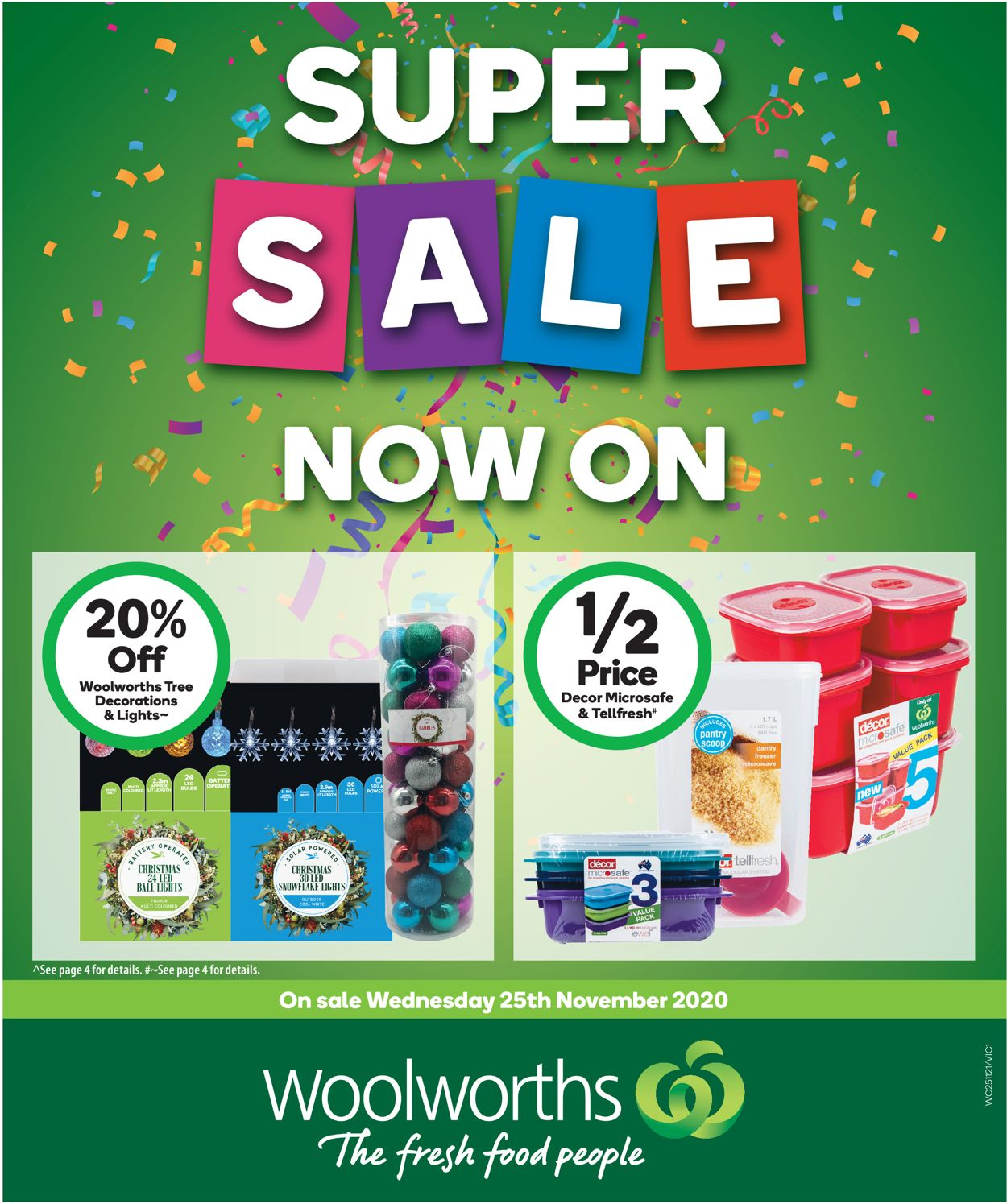 Woolworths - Black Friday 2020 Catalogue - 25/11-01/12/2020