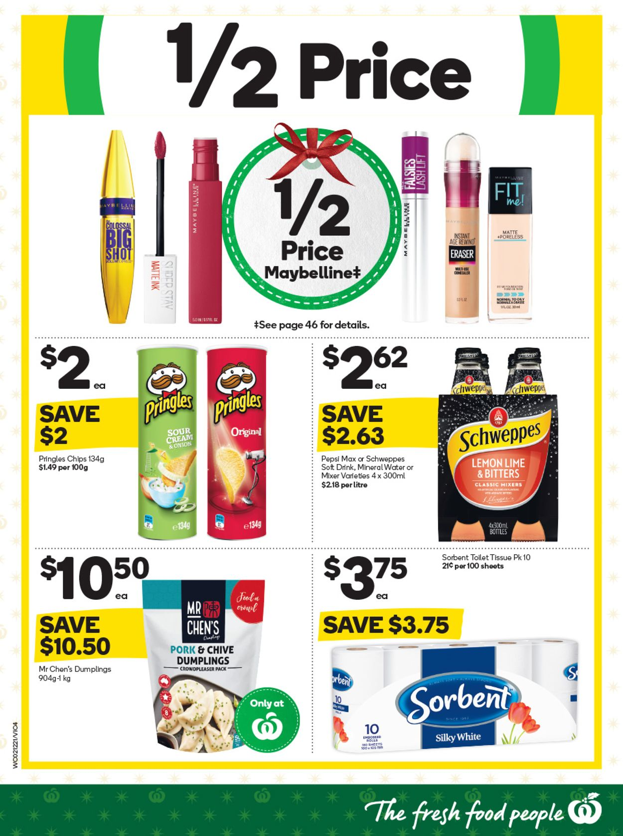 Woolworths - Christmas 2020 Catalogue - 02/12-08/12/2020 (Page 4)