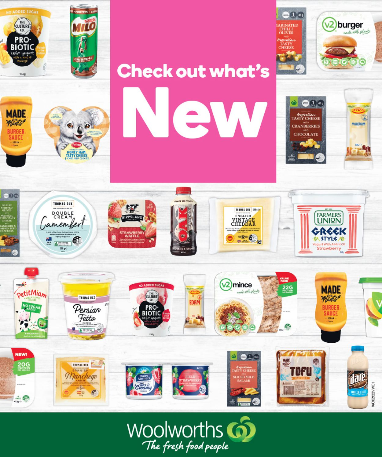 Woolworths Catalogue - 01/12-08/12/2020