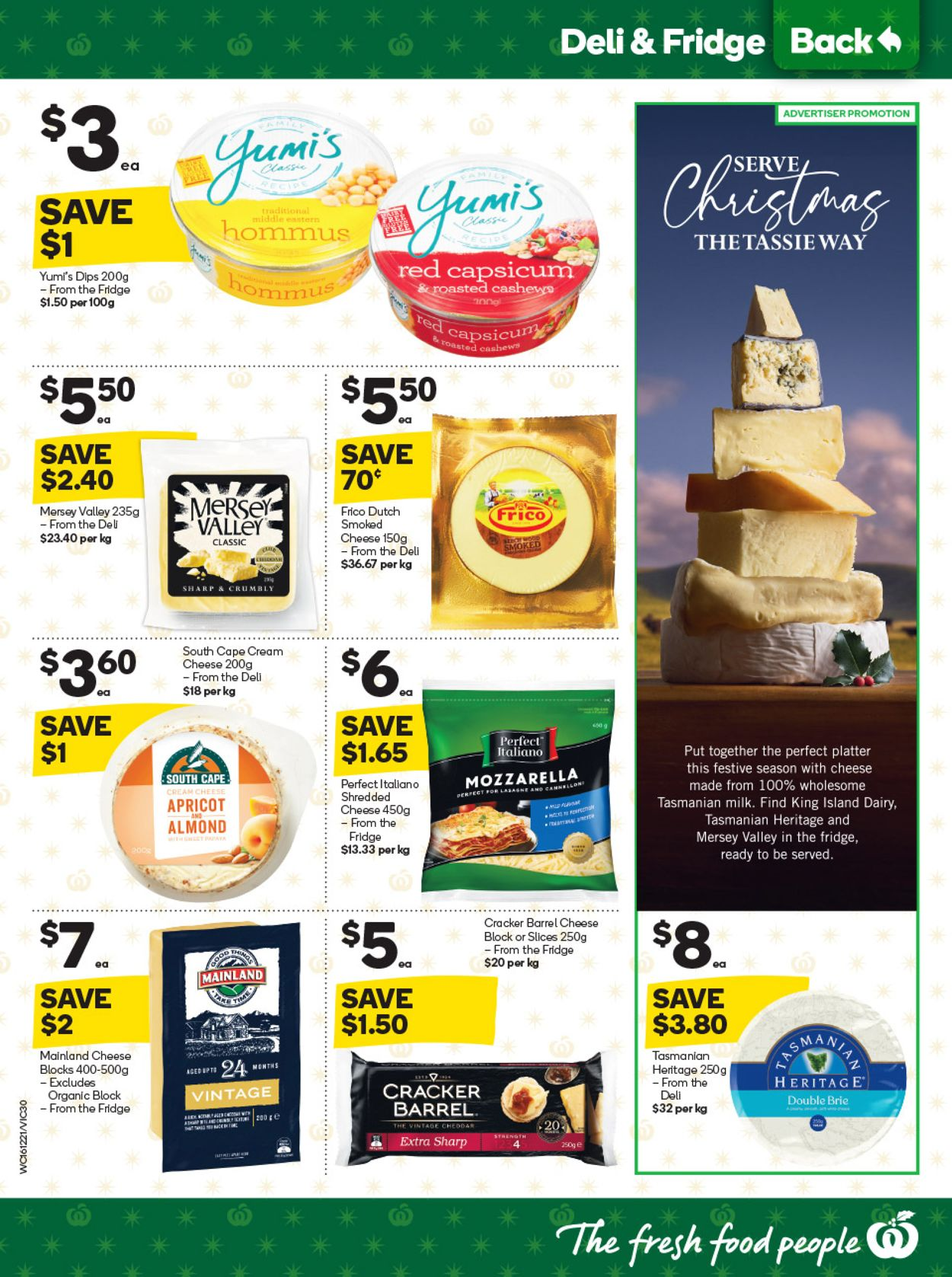 Woolworths - Christmas 2020 Catalogue - 16/12-22/12/2020 (Page 29)