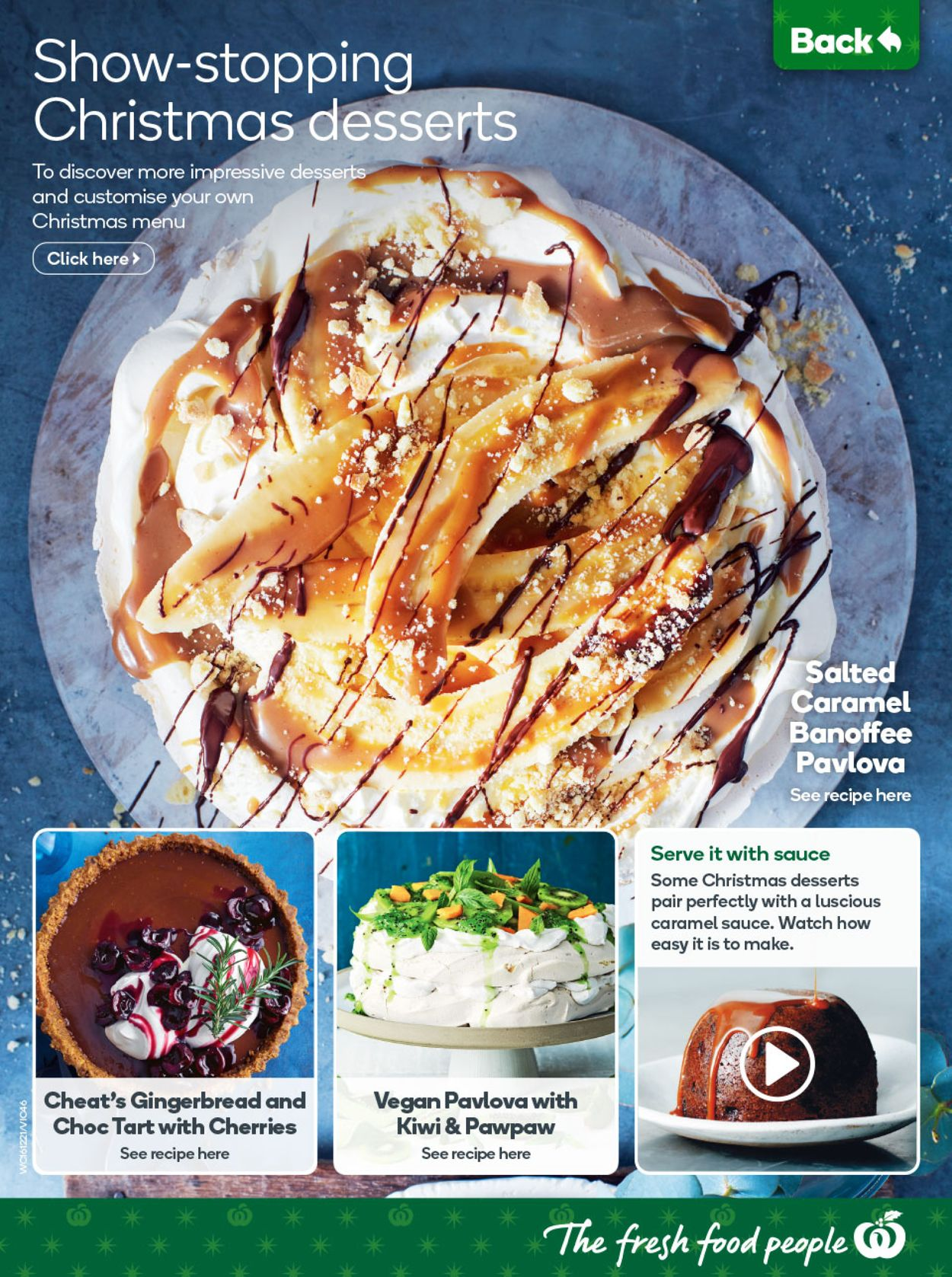 Woolworths - Christmas 2020 Catalogue - 16/12-22/12/2020 (Page 45)
