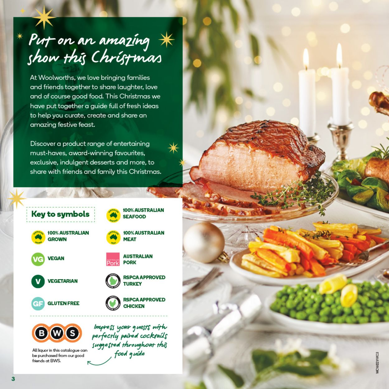 Woolworths - Christmas 2020 Catalogue - 15/12-22/12/2020 (Page 3)