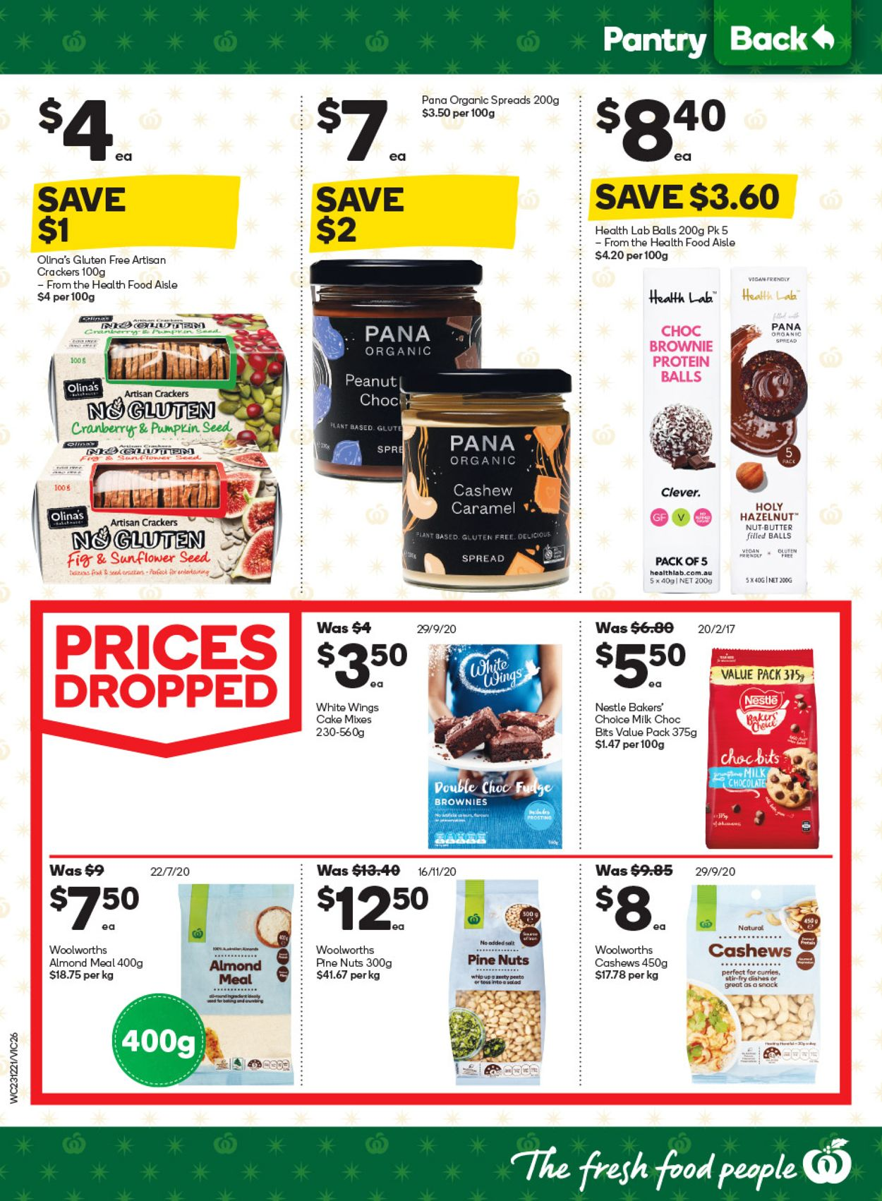 Woolworths - Christmas 2020 Catalogue - 23/12-29/12/2020 (Page 26)
