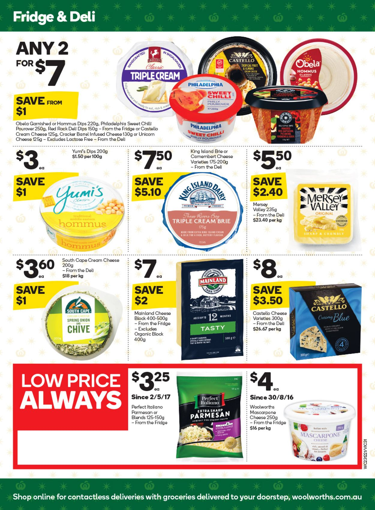 Woolworths - Christmas 2020 Catalogue - 23/12-29/12/2020 (Page 31)