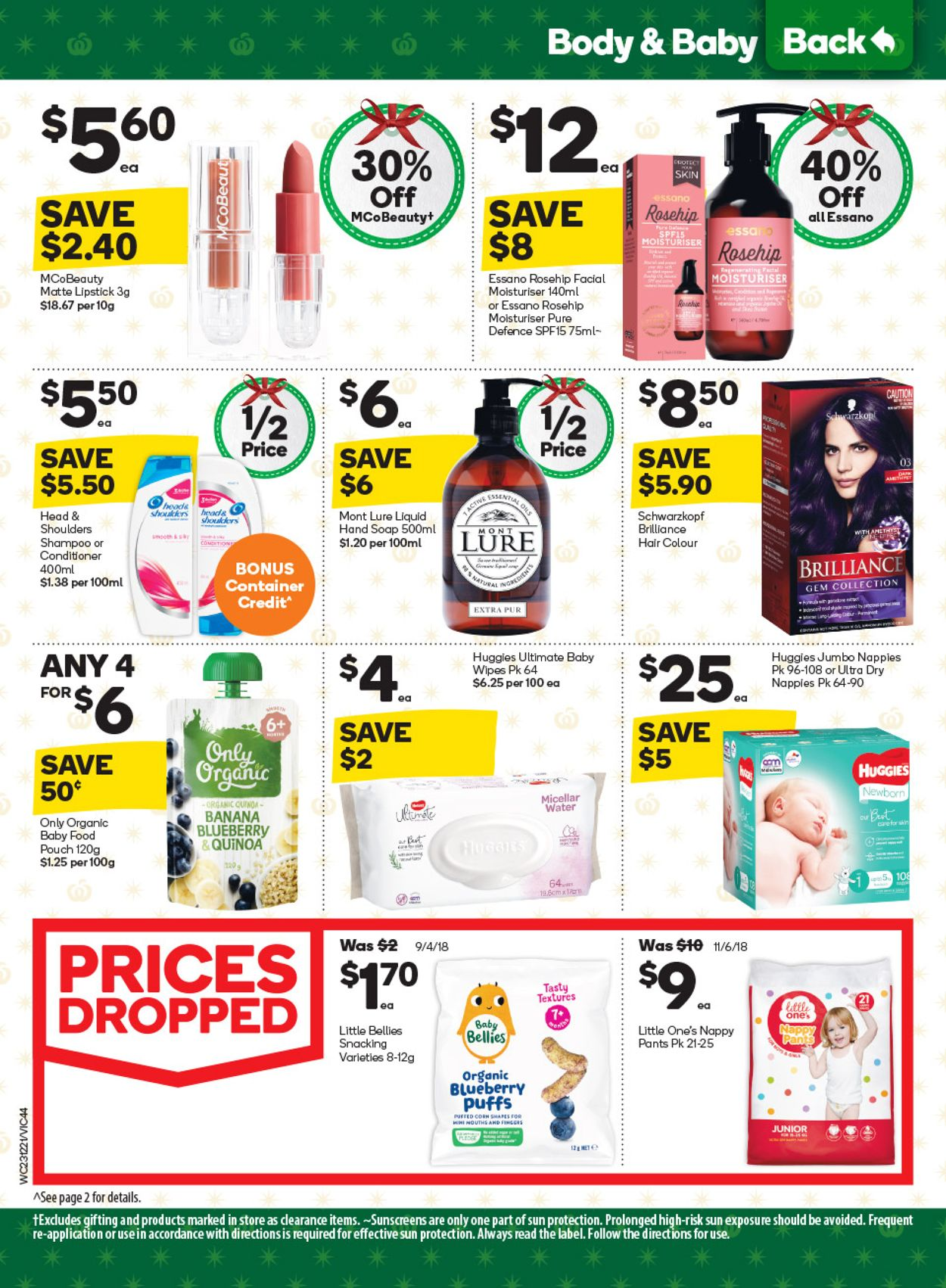 Woolworths - Christmas 2020 Catalogue - 23/12-29/12/2020 (Page 44)