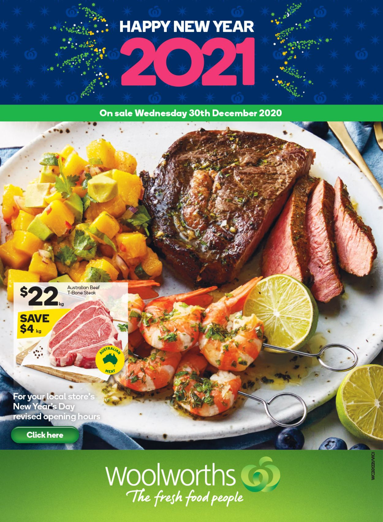 Woolworths - New Year 2021 Catalogue - 30/12-05/01/2021