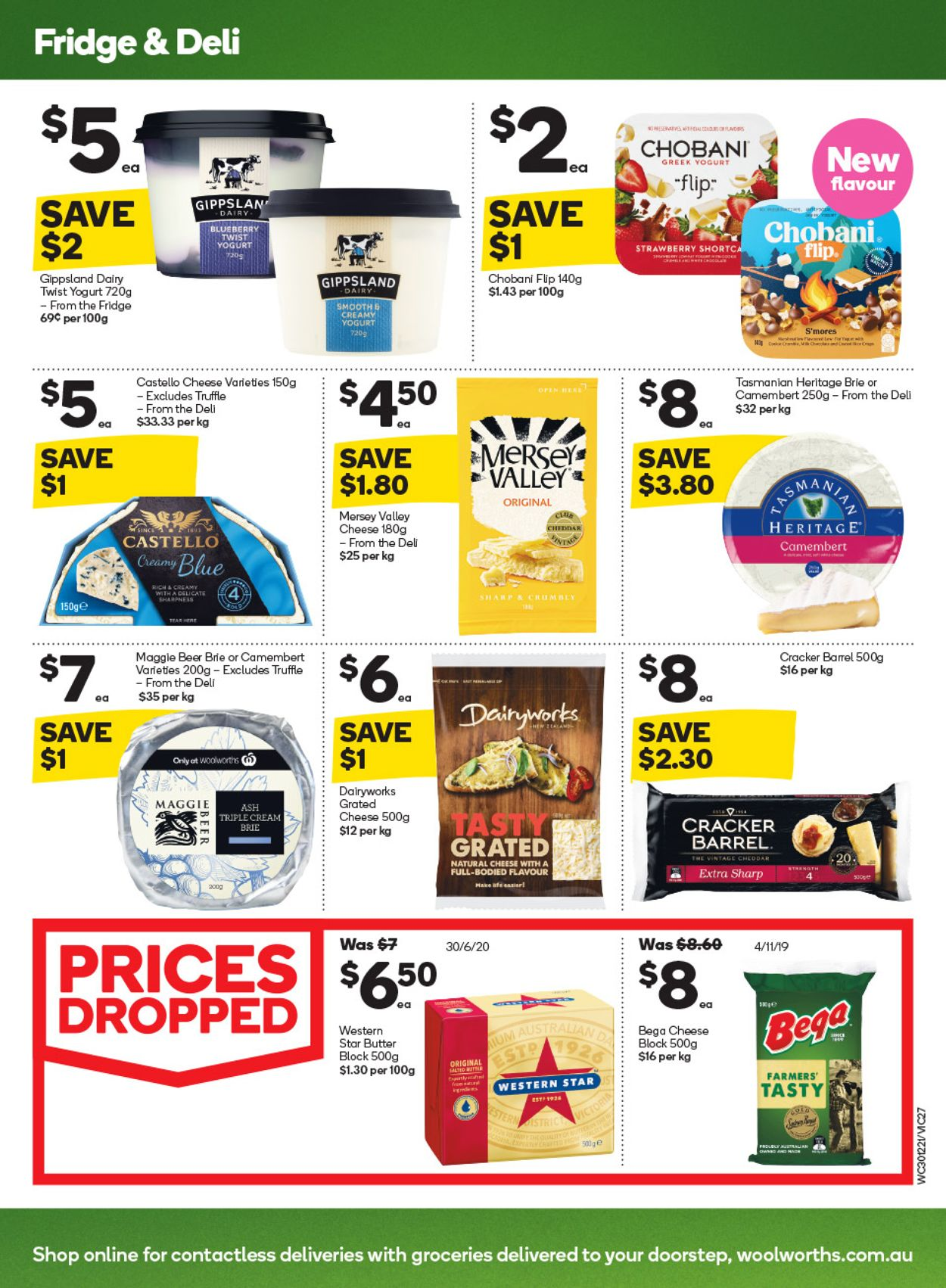 Woolworths - New Year 2021 Catalogue - 30/12-05/01/2021 (Page 27)