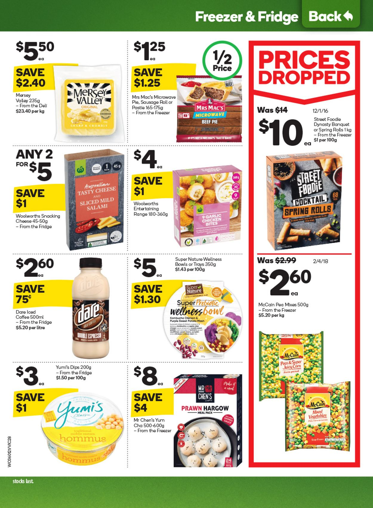 Woolworths Catalogue - 06/01-12/01/2021 (Page 28)